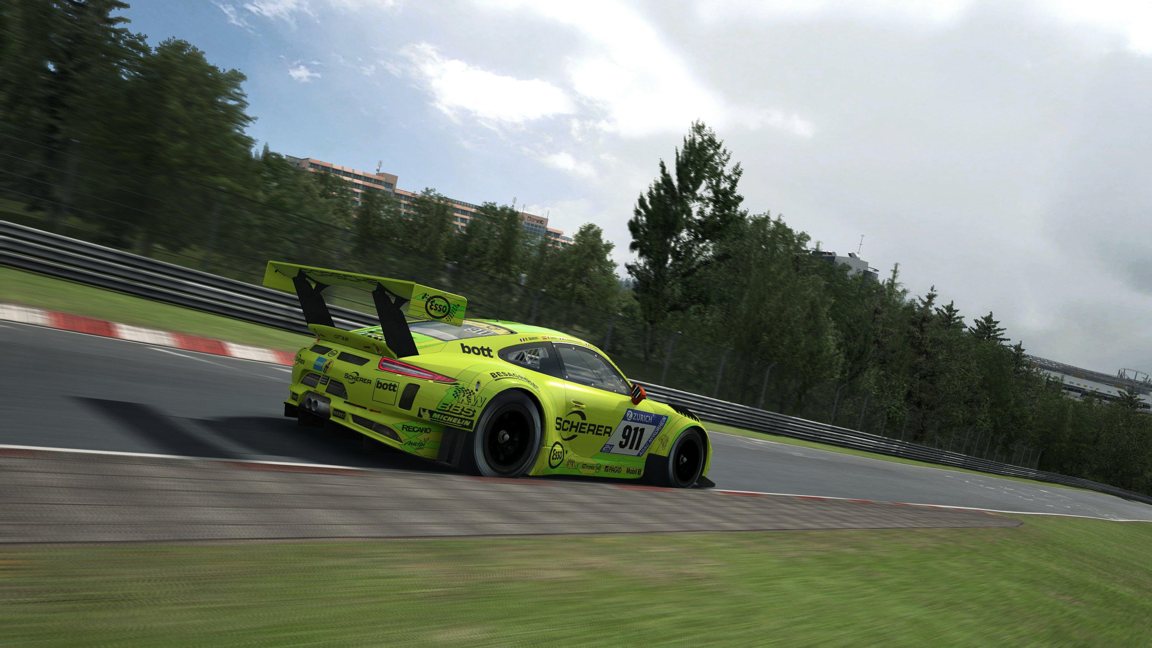RaceRoom Porsche 911 GT3 R 33