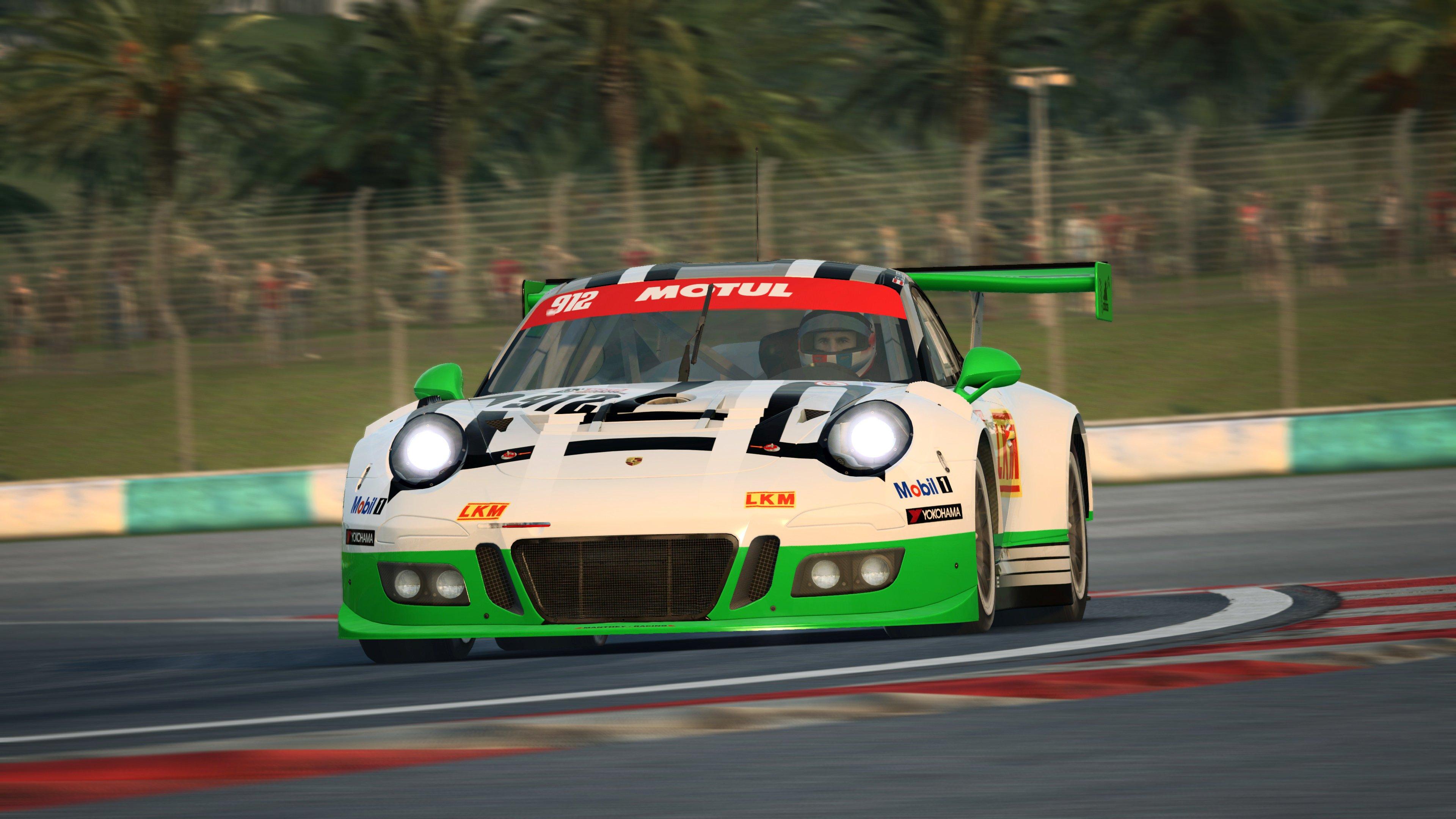 RaceRoom Porsche 911 GT3 R 34