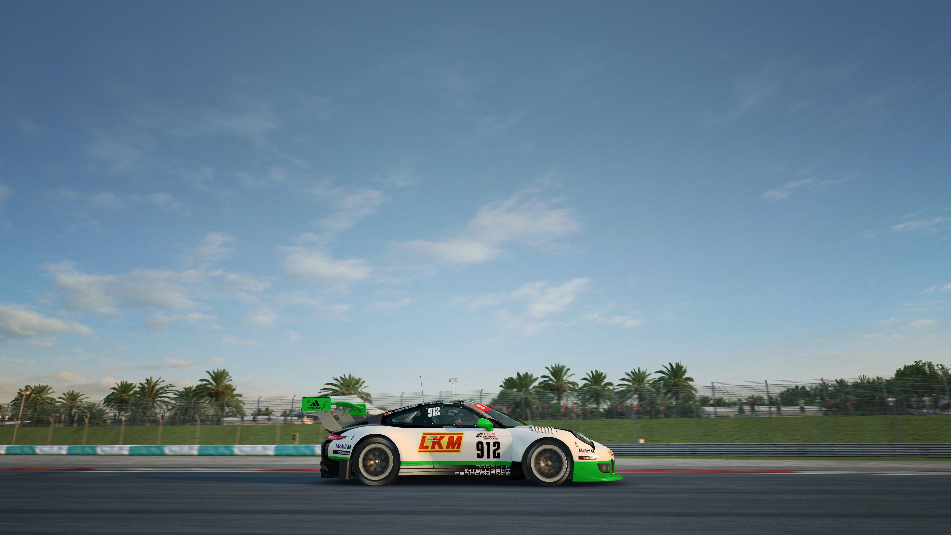 RaceRoom Porsche 911 GT3 R 35