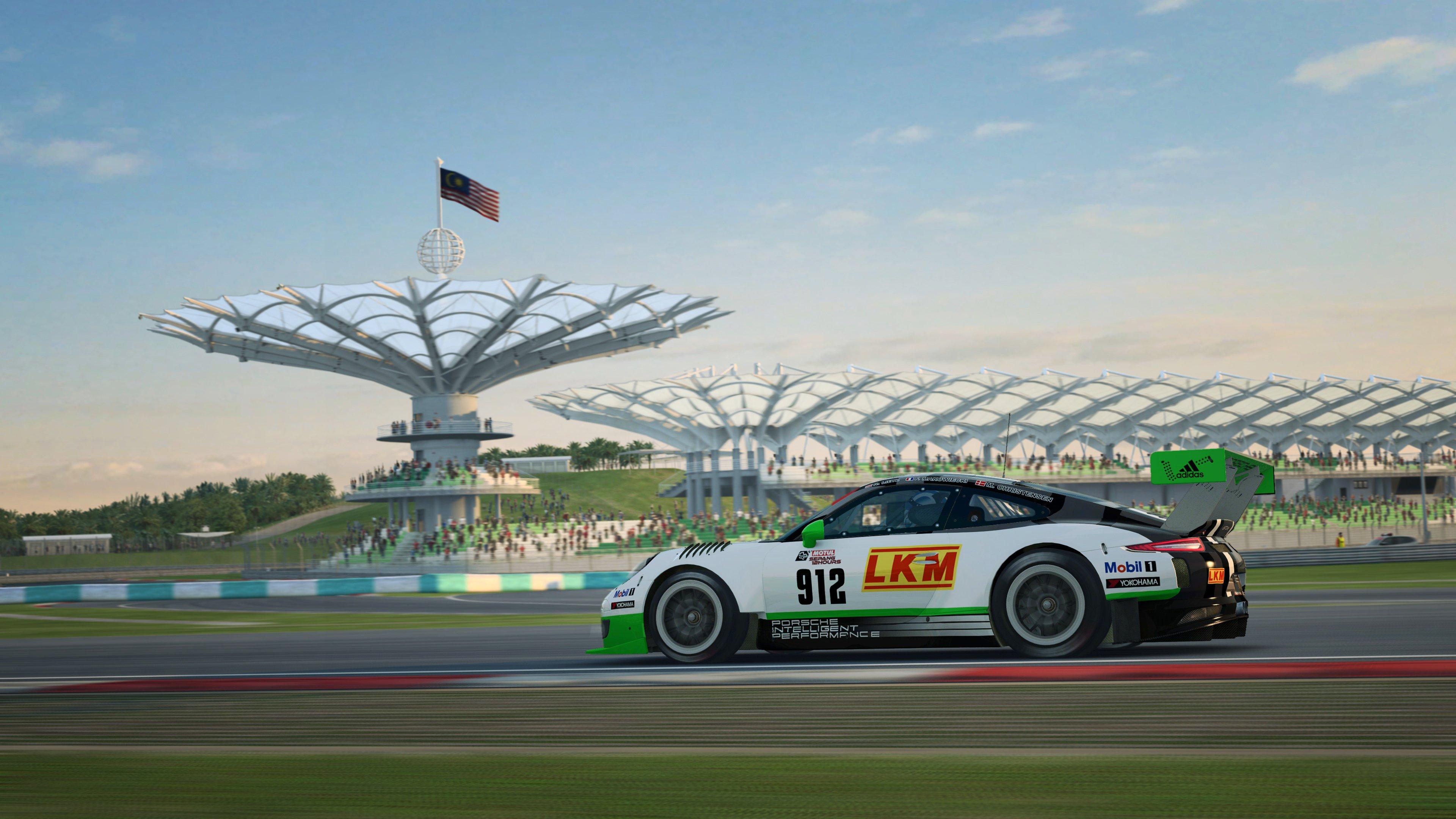 RaceRoom Porsche 911 GT3 R 36