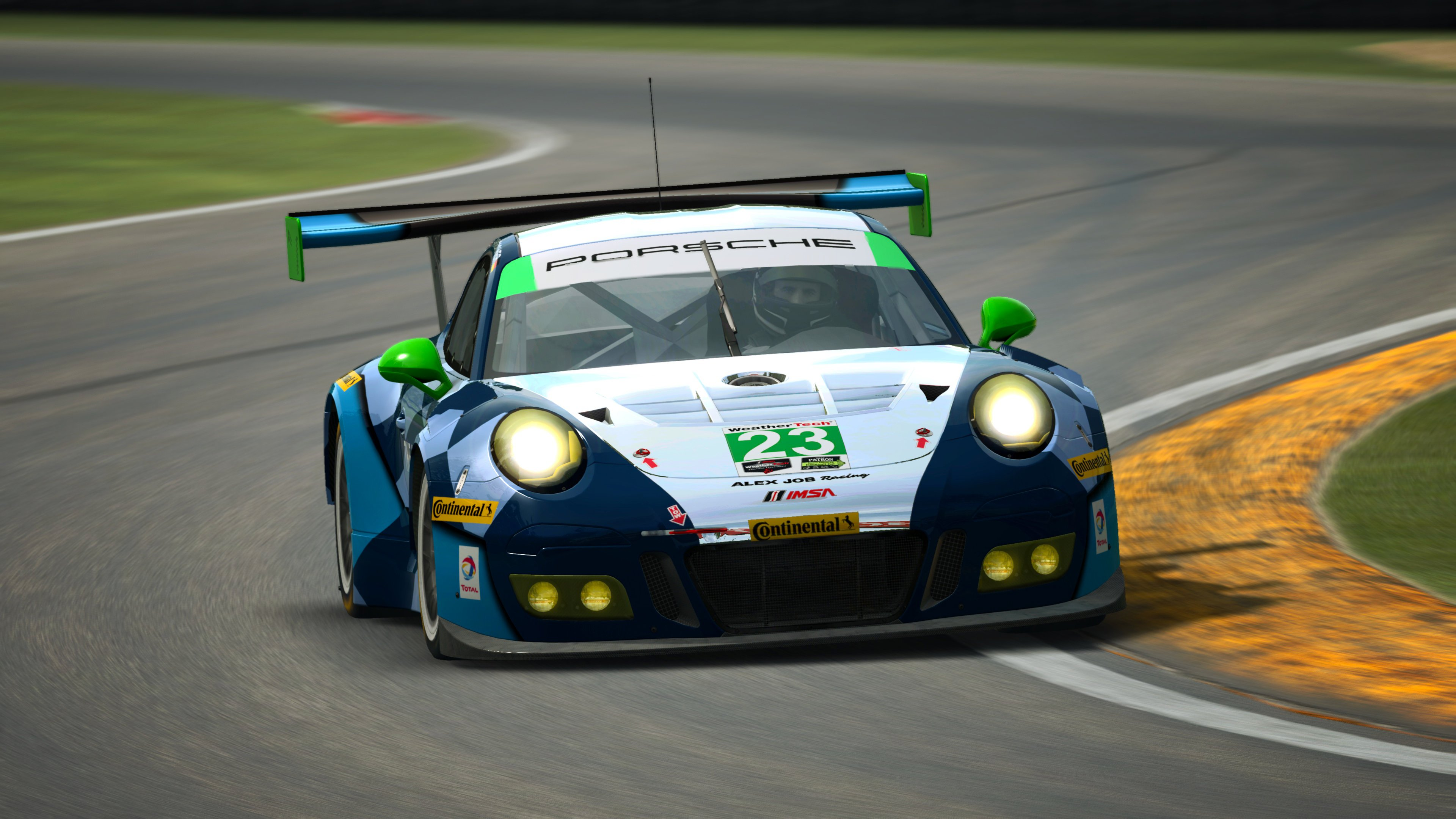 RaceRoom Porsche 911 GT3 R 38