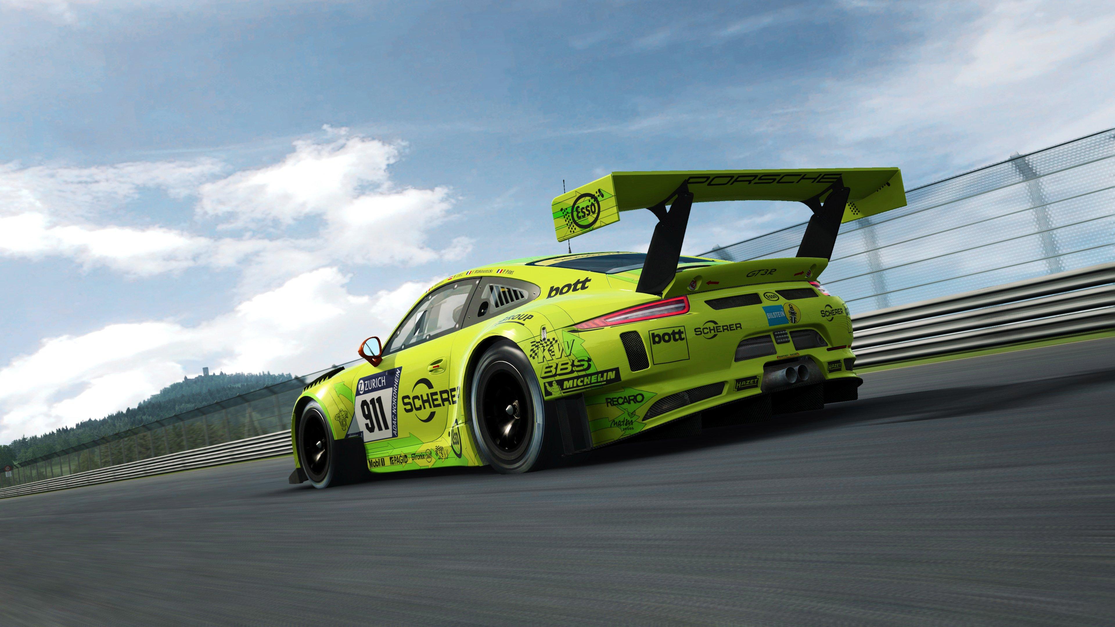 RaceRoom Porsche 911 GT3 R 39
