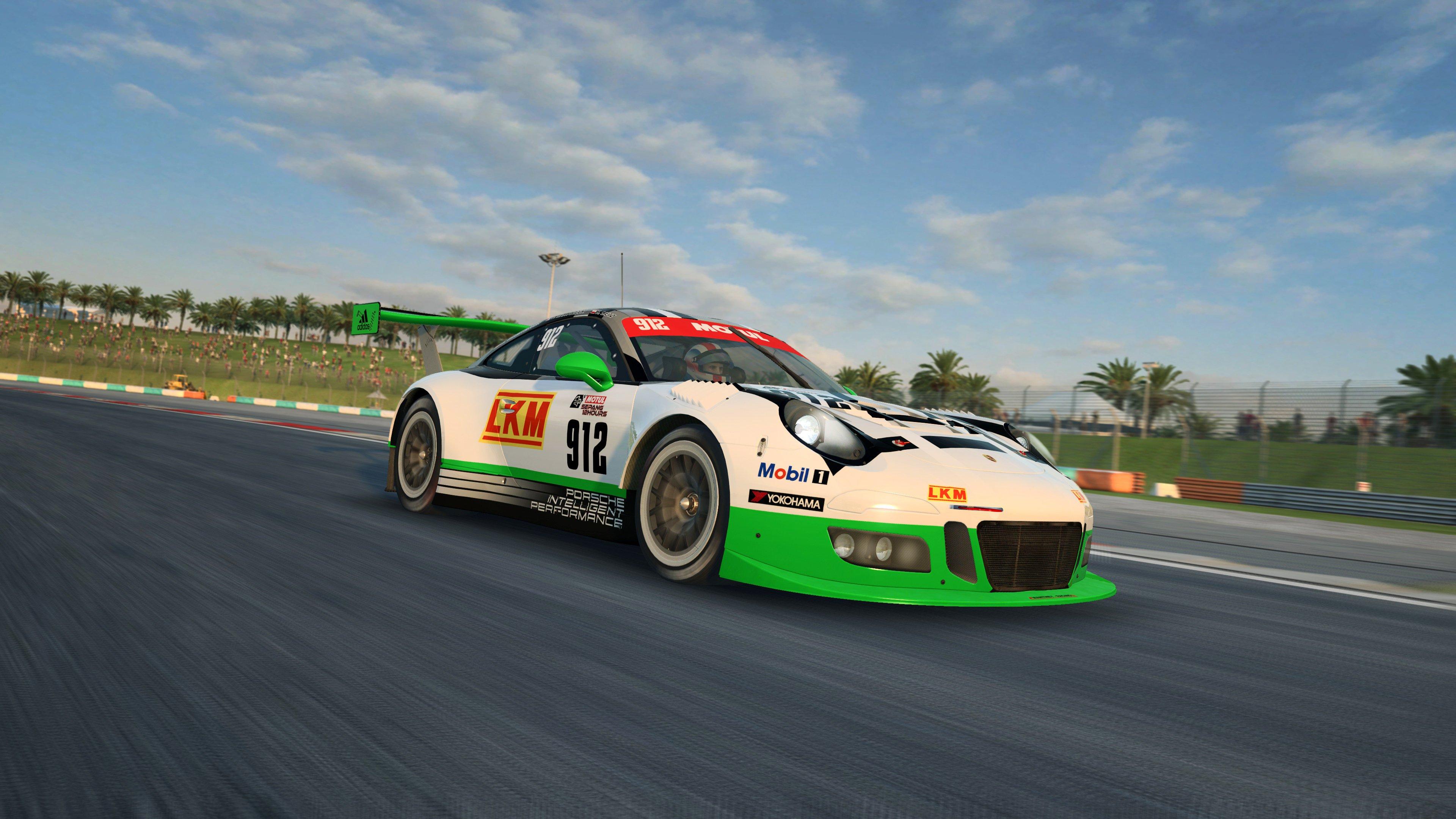 RaceRoom Porsche 911 GT3 R 4