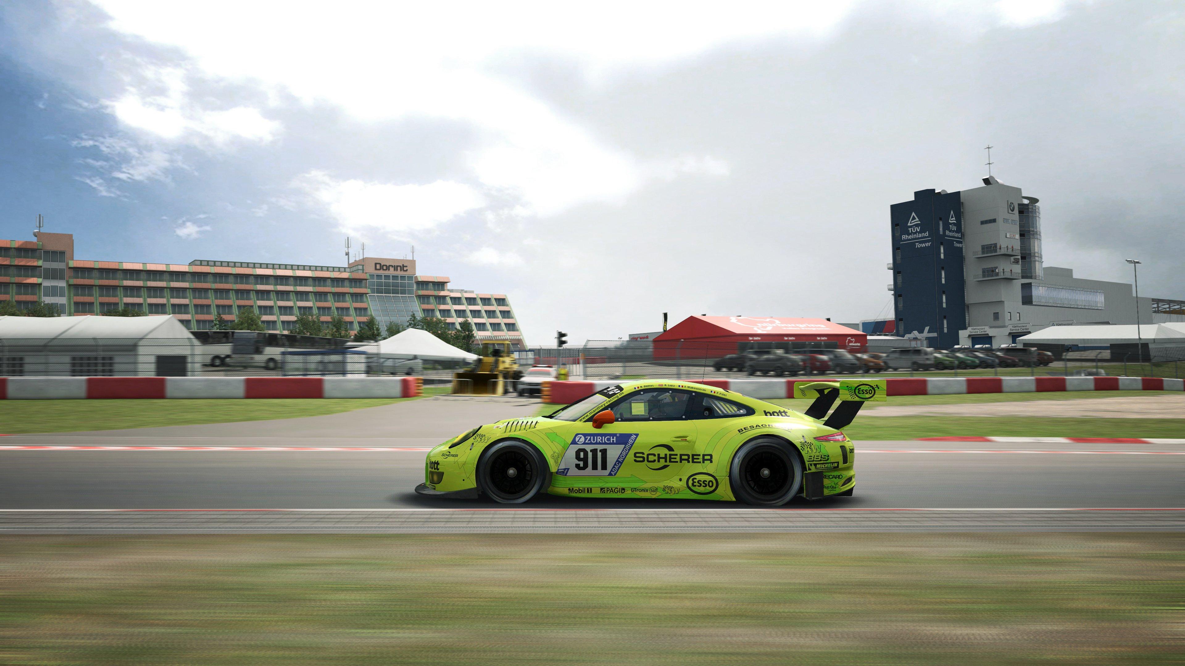RaceRoom Porsche 911 GT3 R 40
