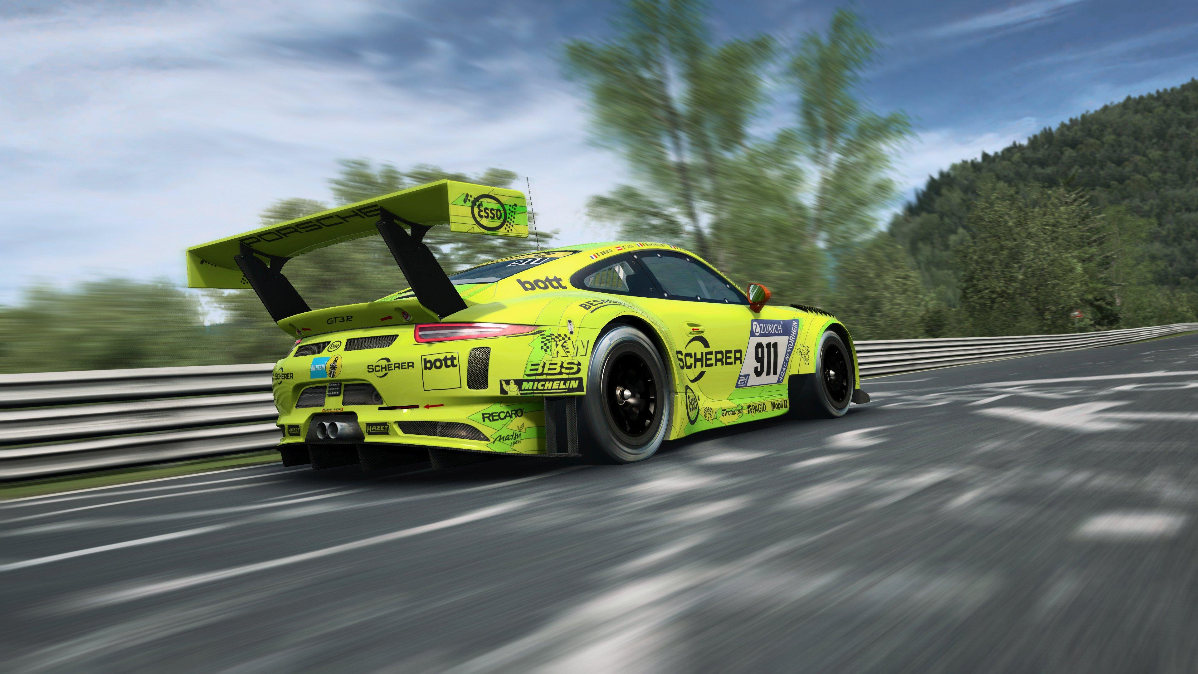 RaceRoom Porsche 911 GT3 R 42