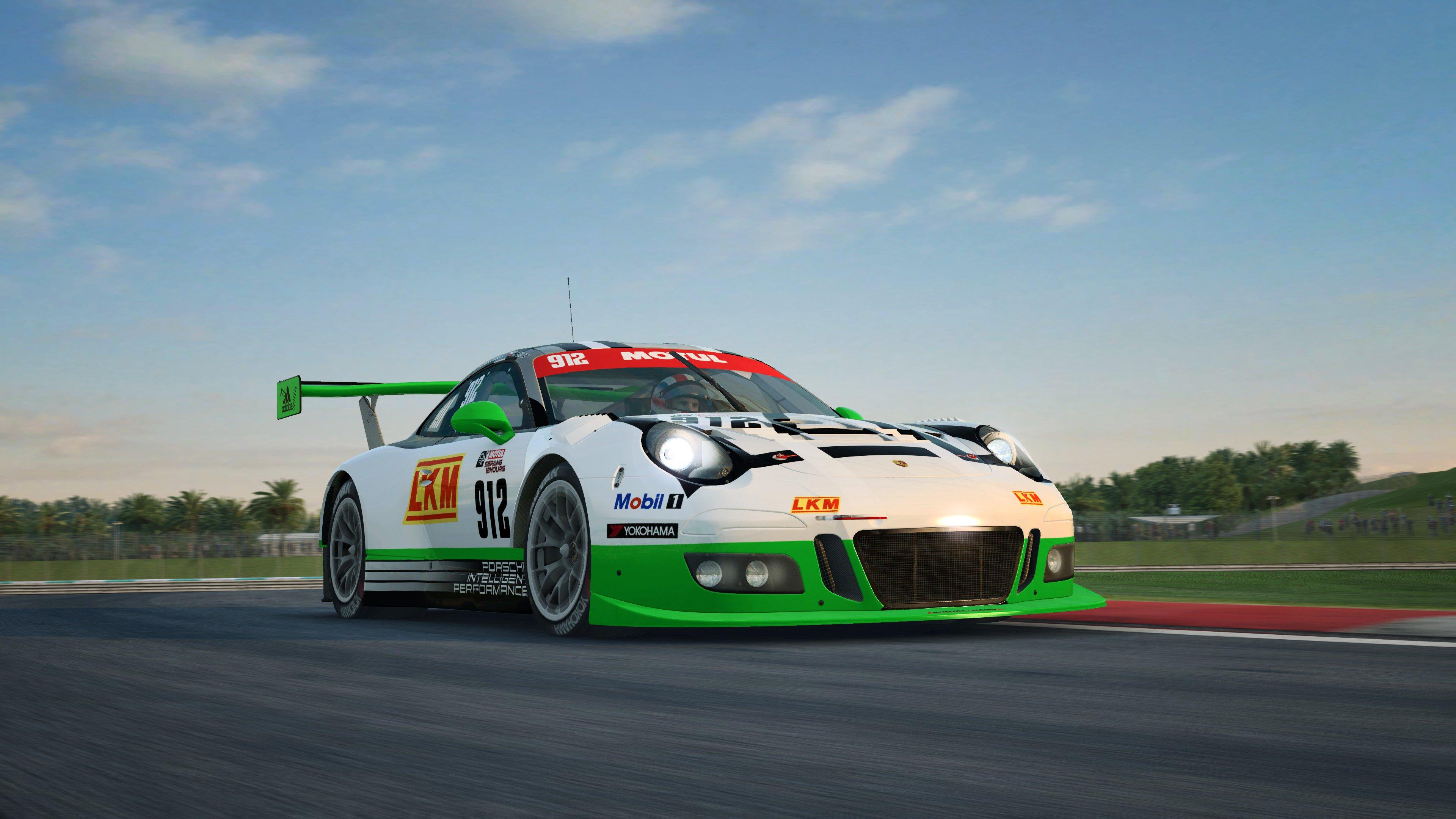 RaceRoom Porsche 911 GT3 R 43