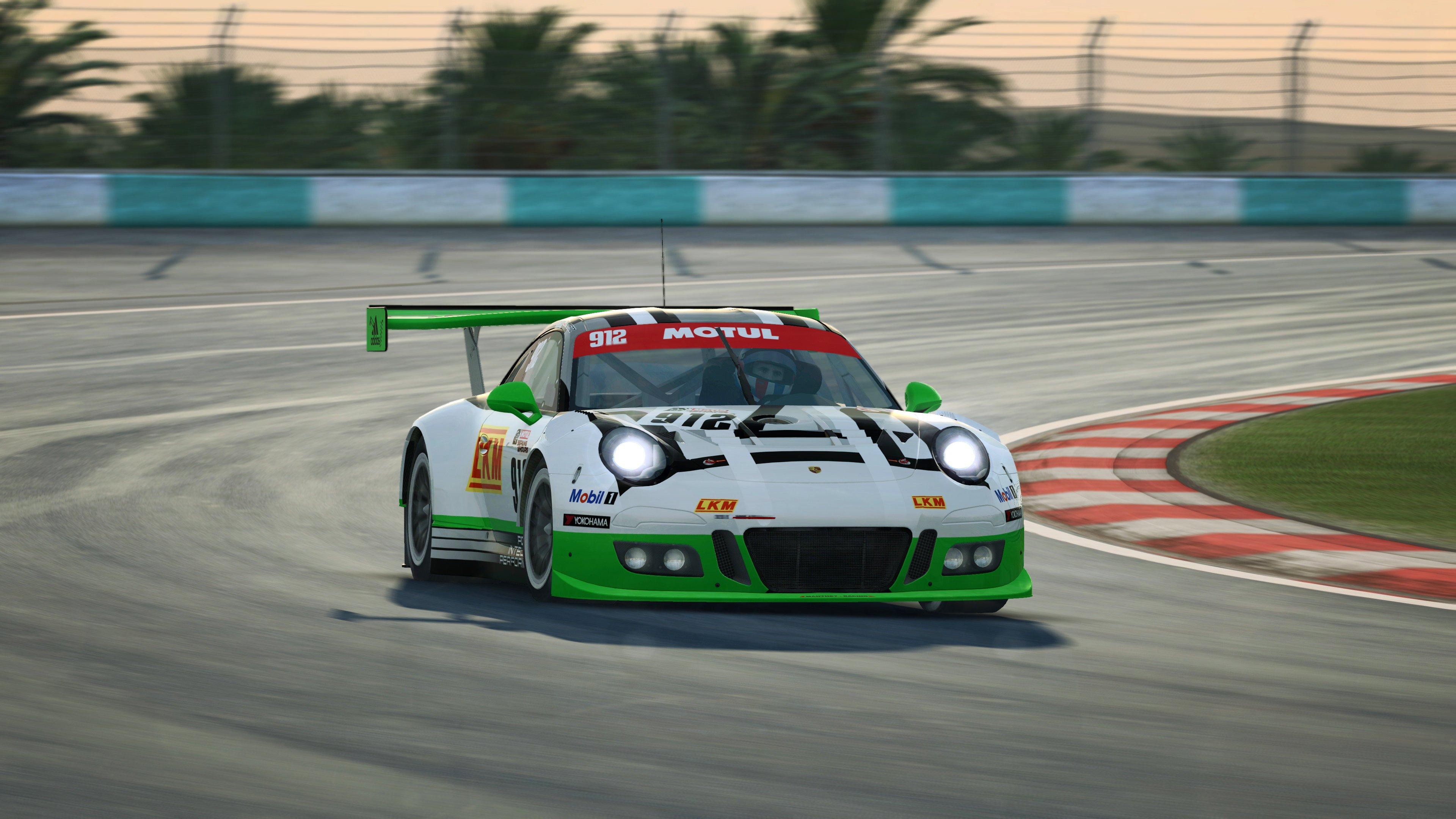 RaceRoom Porsche 911 GT3 R 5