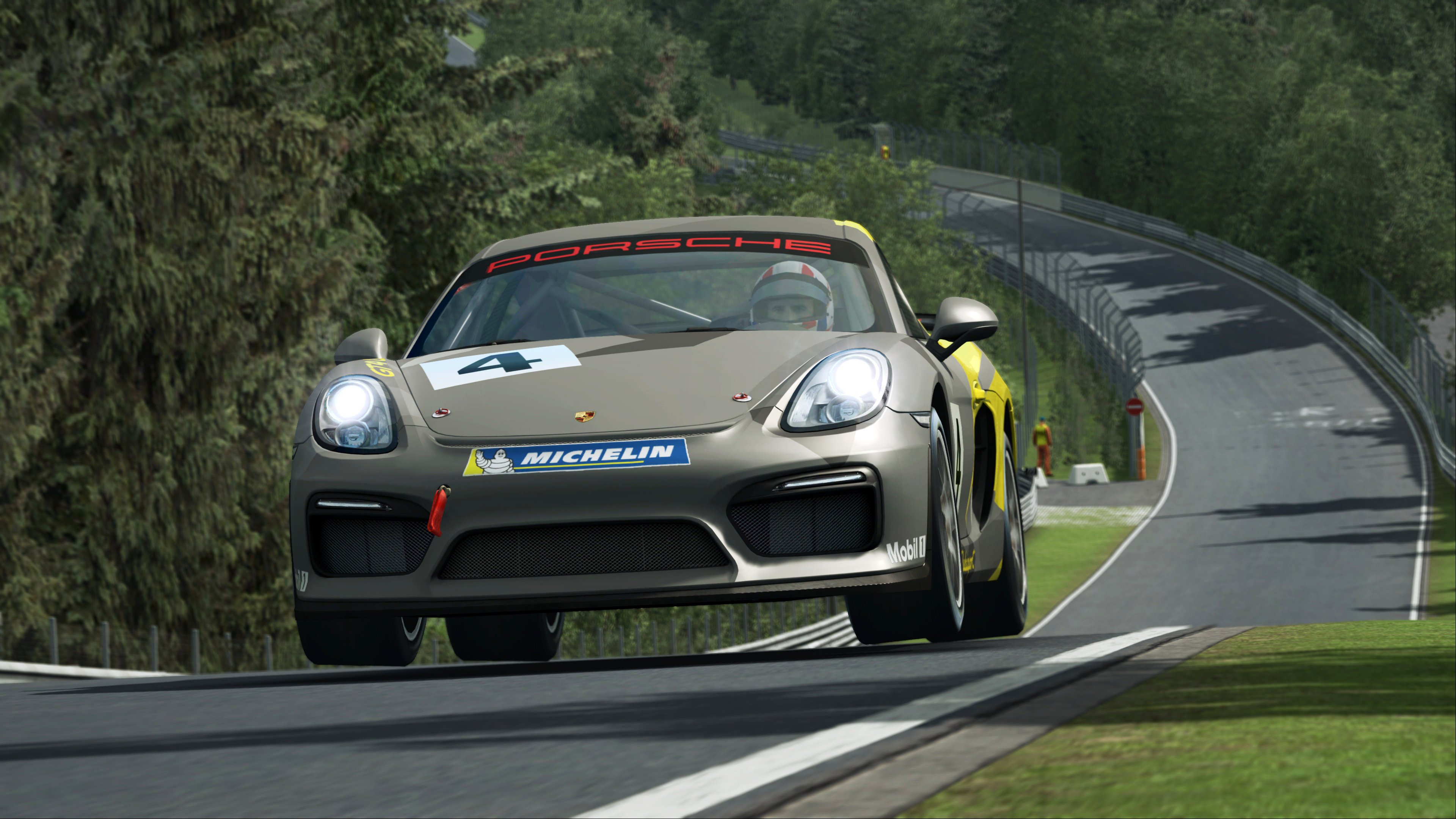 RaceRoom Porsche Cayman GT4 Clubsport 10