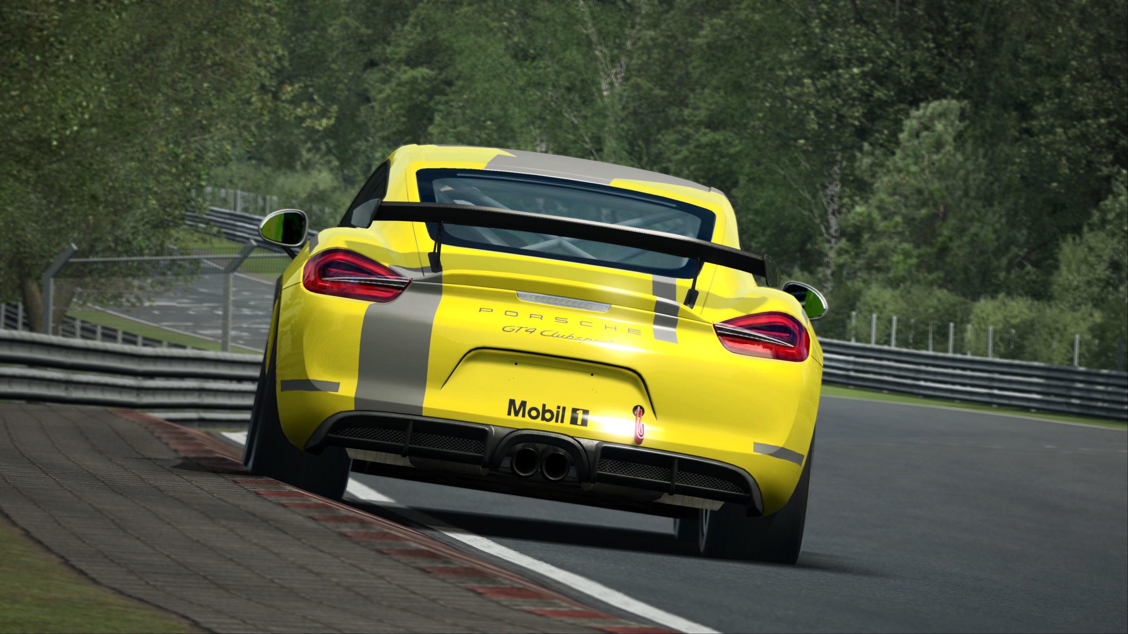 RaceRoom Porsche Cayman GT4 Clubsport 14