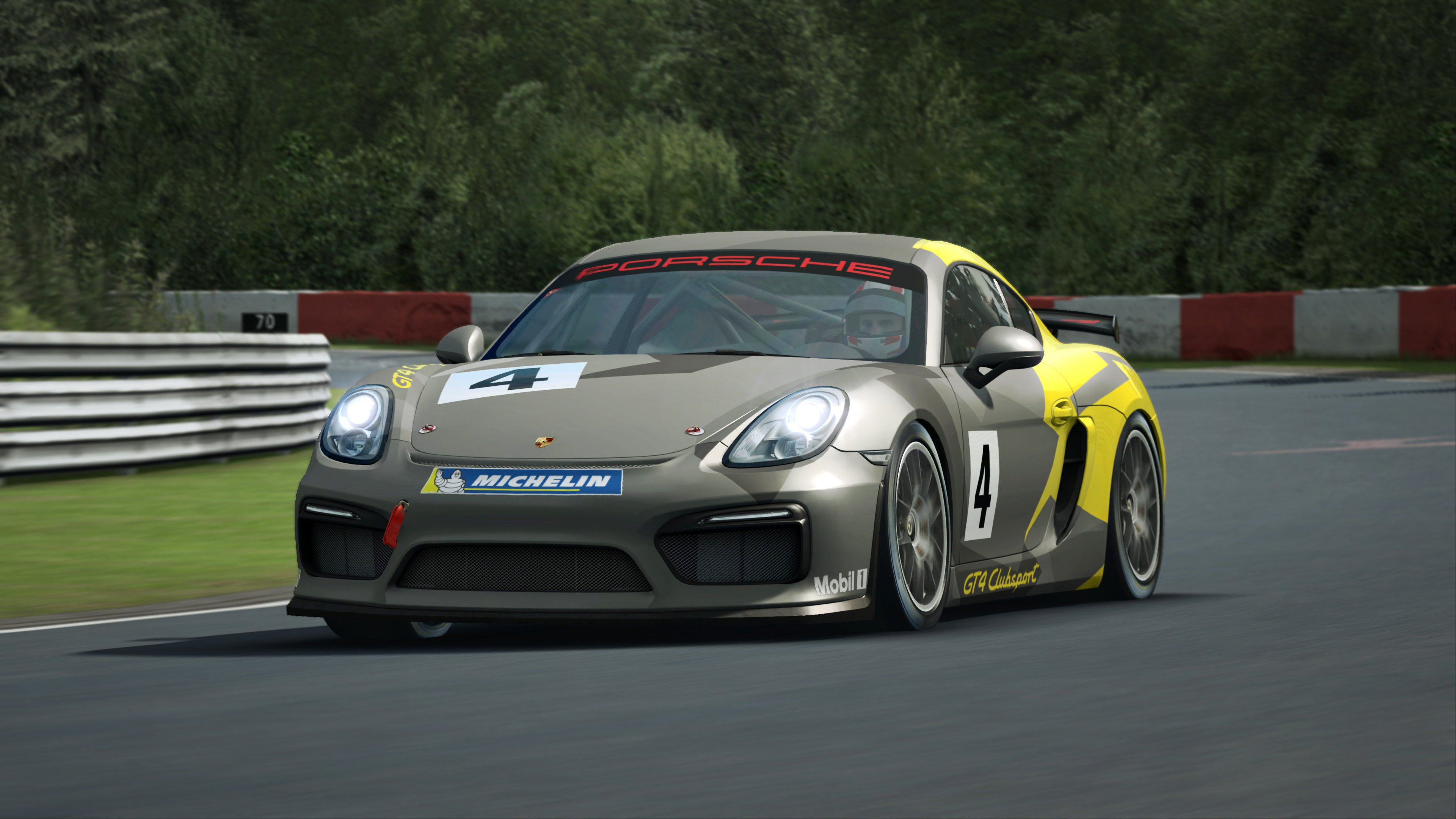 RaceRoom Porsche Cayman GT4 Clubsport 17