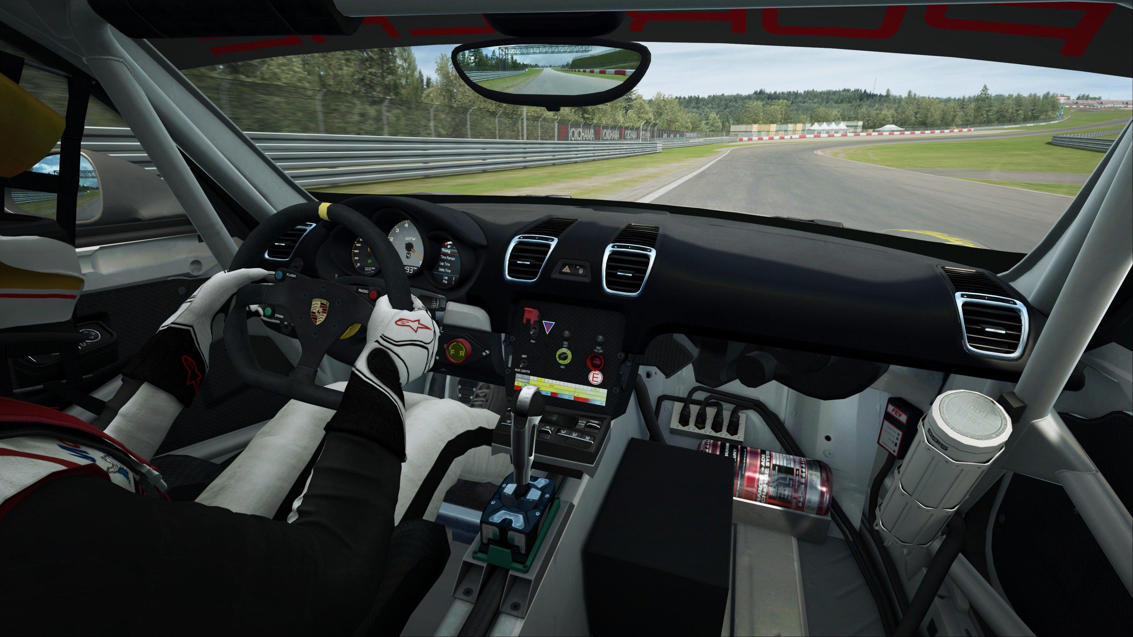 RaceRoom Porsche Cayman GT4 Clubsport 18