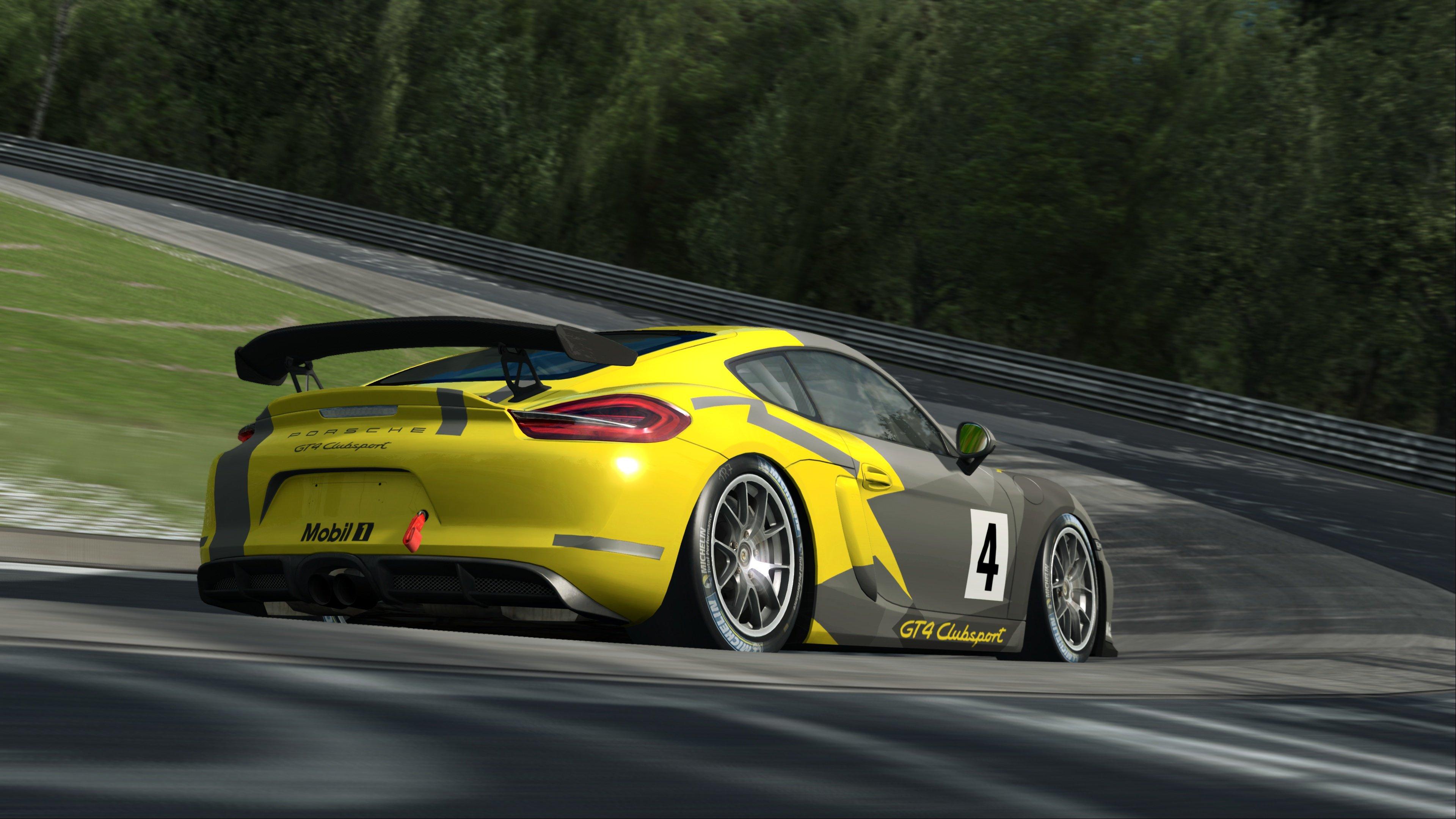 RaceRoom Porsche Cayman GT4 Clubsport 19