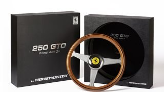 Thrustmaster Ferrari 250 GTO rim and box
