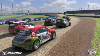 iRacing GRC Beetle and Fiesta