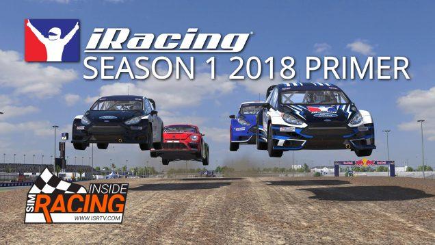 iRacing Season 1 2018 Primer