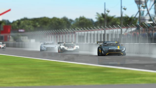 rFactor 2 DX 11 stable rain 1