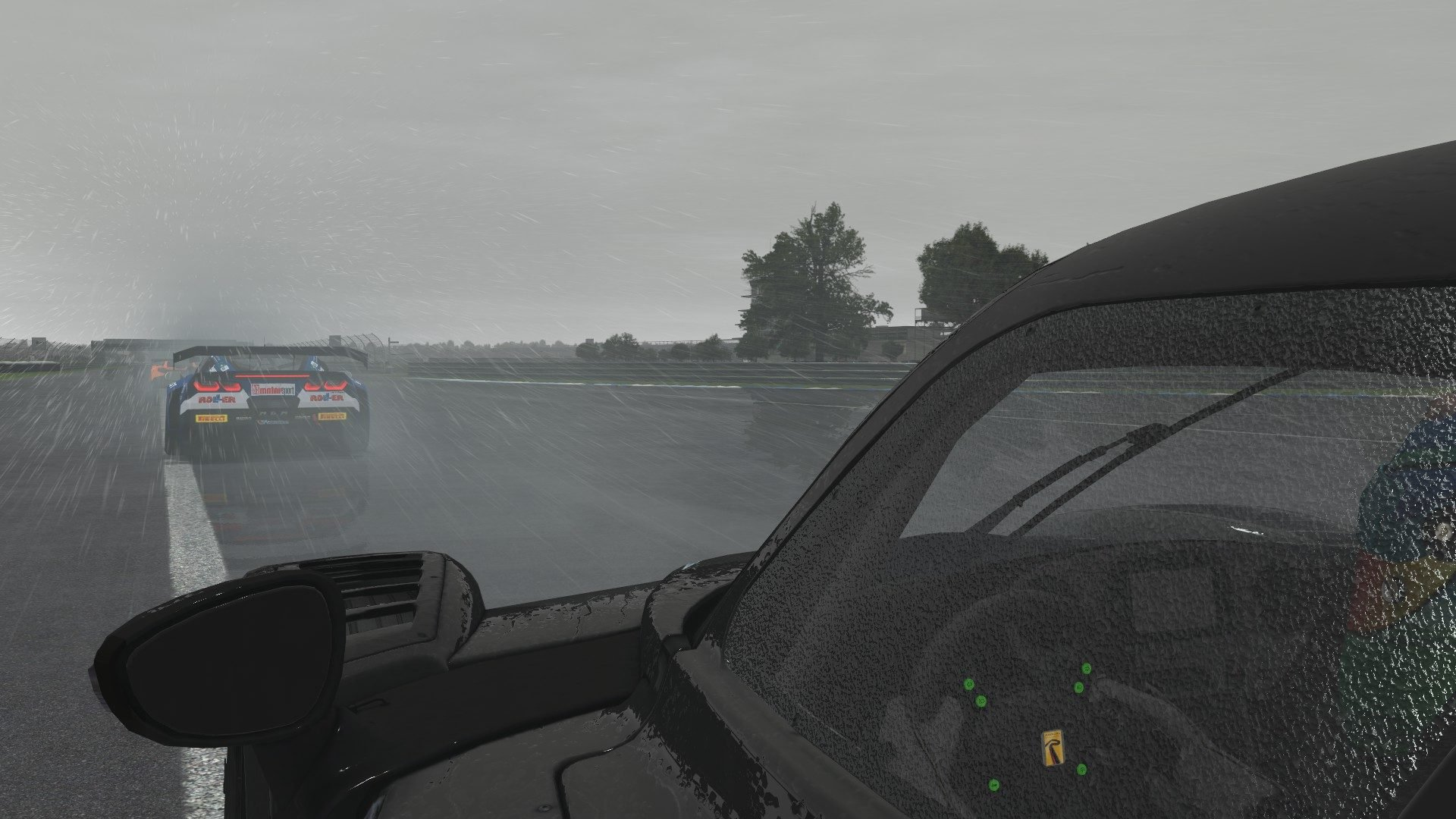 rFactor 2 DX 11 stable rain 6