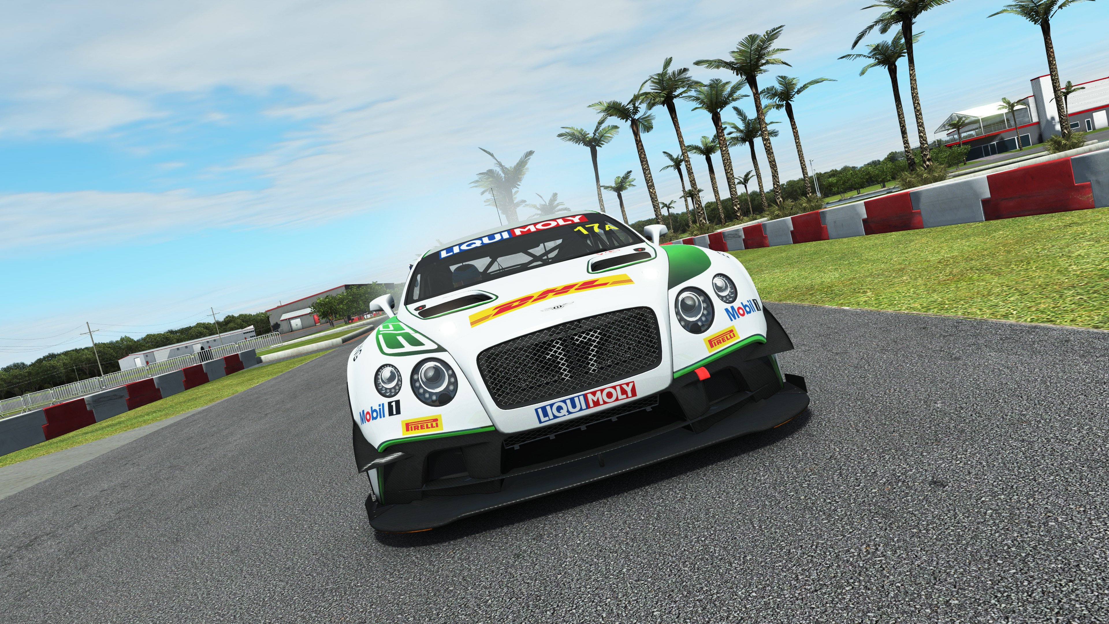 rFactor 2 ambient lighting November roadmap