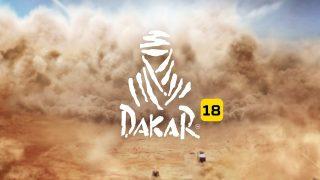 Dakar 18 logo
