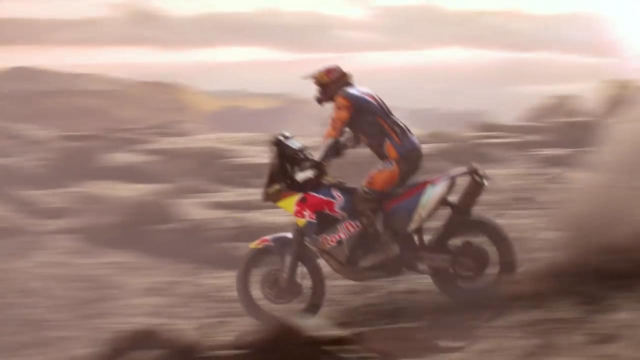 Dakar 18 motorcycle