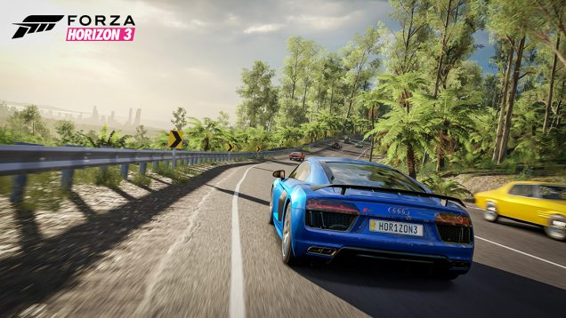 Forza Horizon 3 Audi R8 V10 Plus
