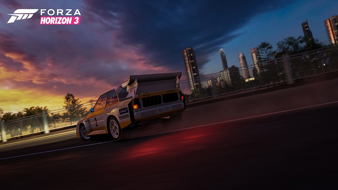 Forza Horizon 3 Audi S1 Quattro