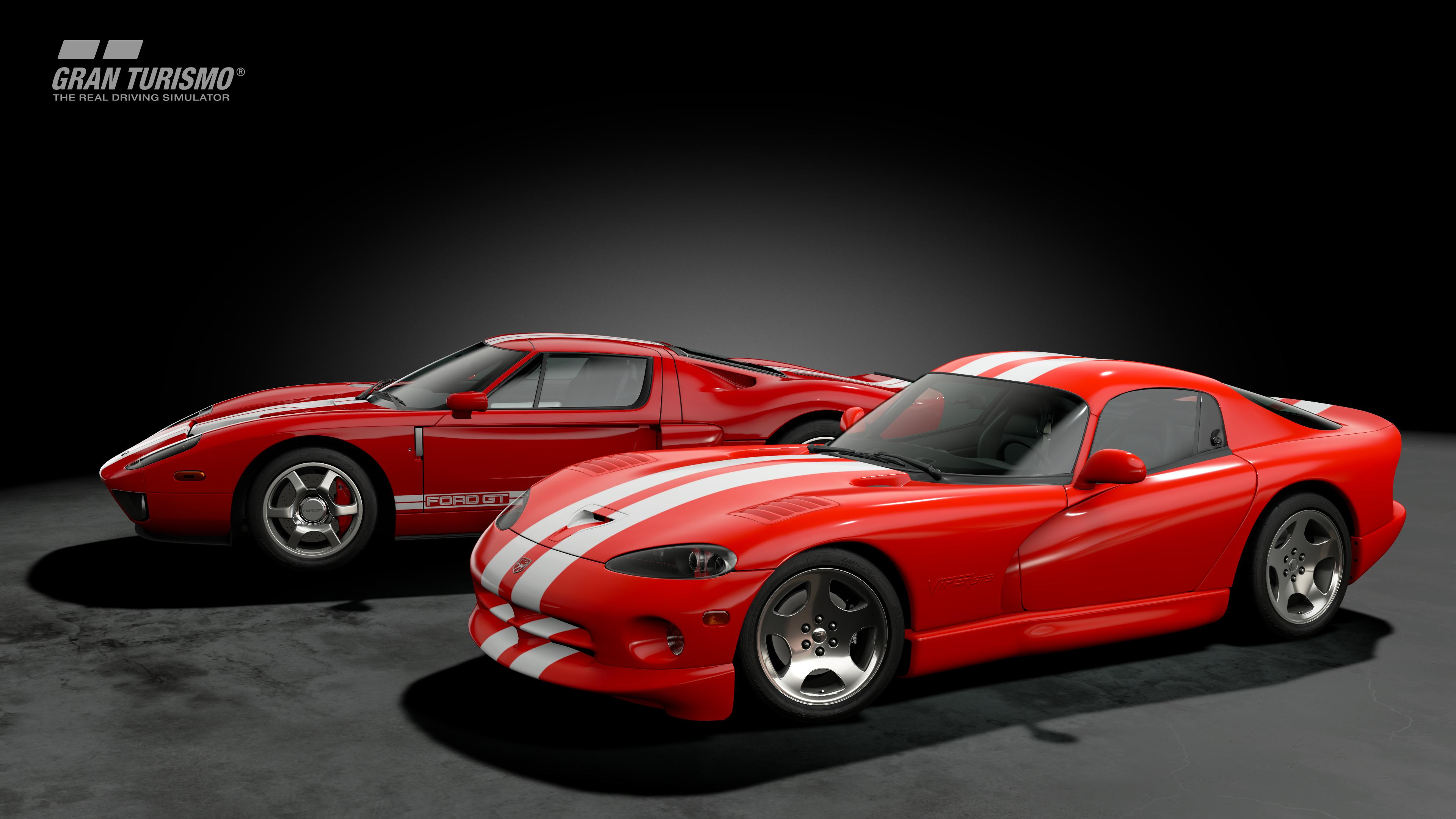 Gran Turismo Sport January Update American Cars