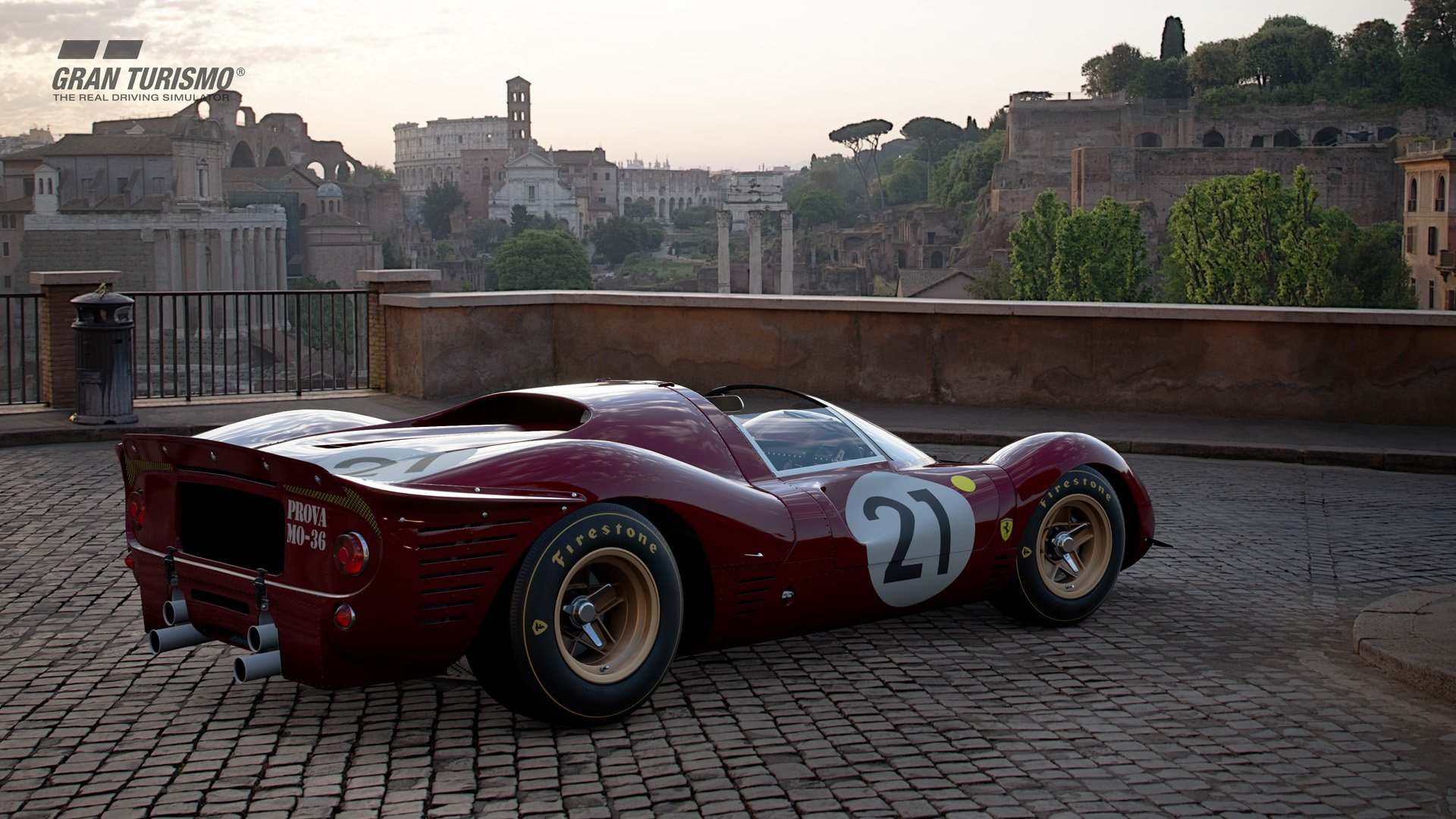 Gran Turismo Sport January update Ferrari 330 P4