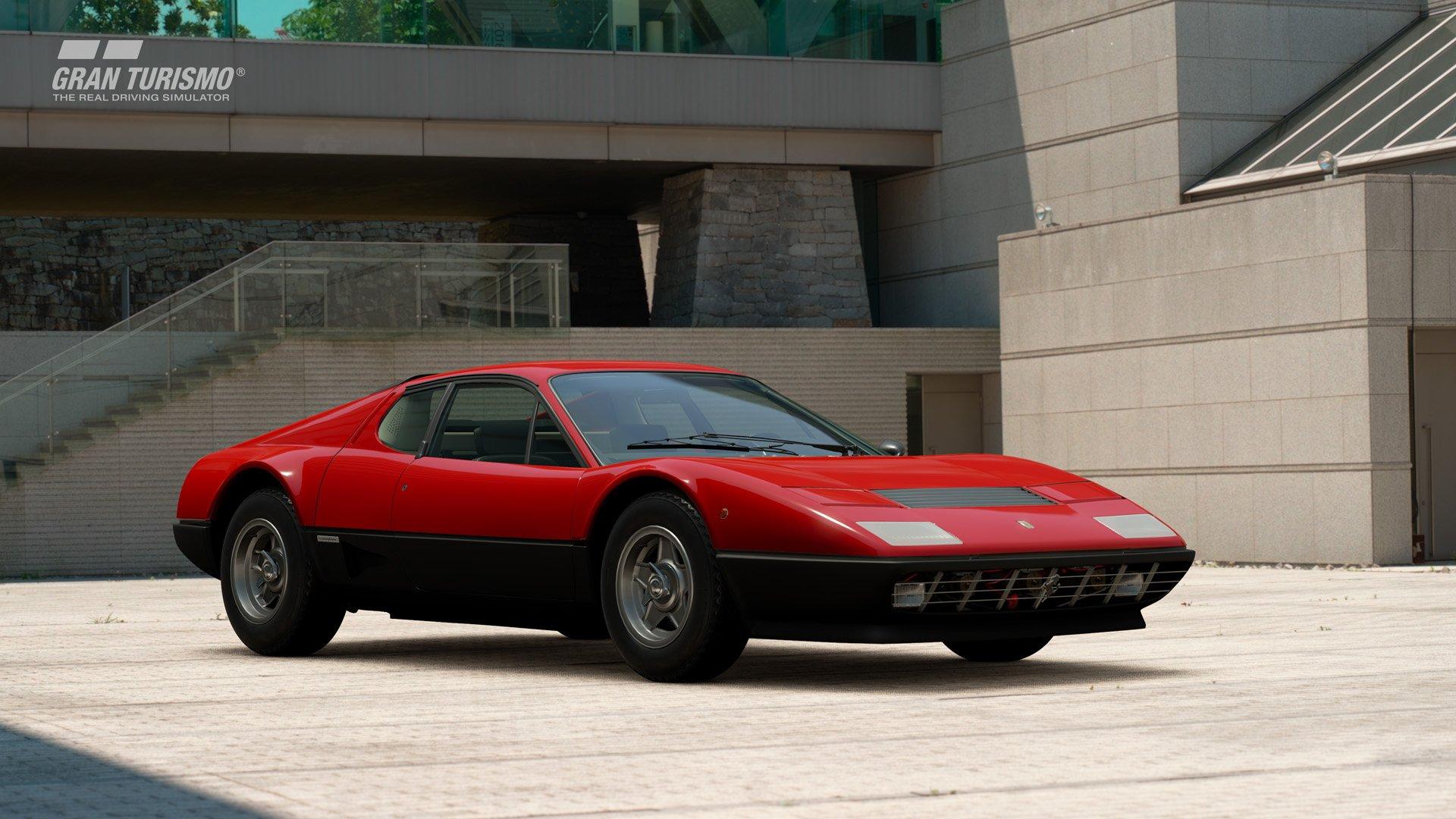 Gran Turismo Sport January update Ferrari 512 2