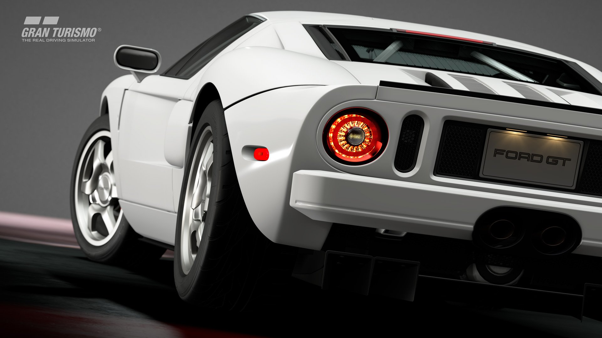 Gran Turismo Sport January update Ford GT 1