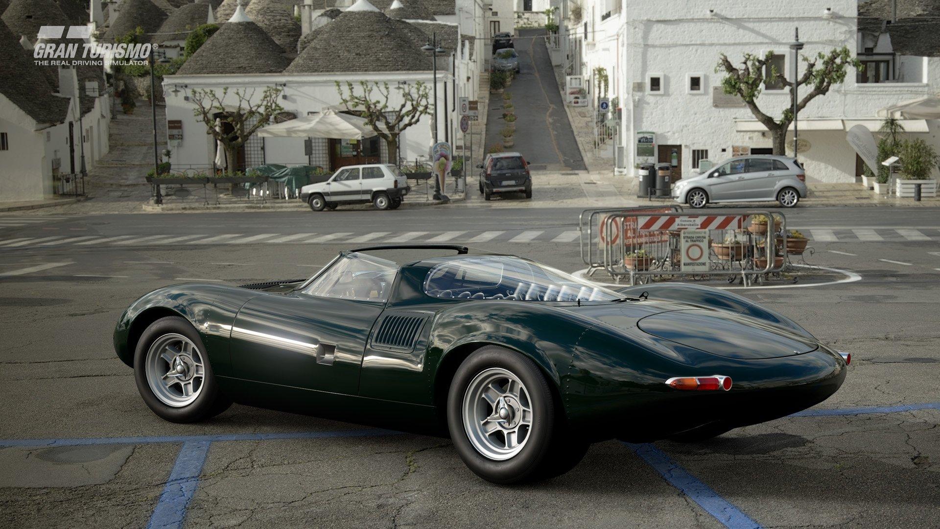 Gran Turismo Sport January update Jaguar XJ13 2