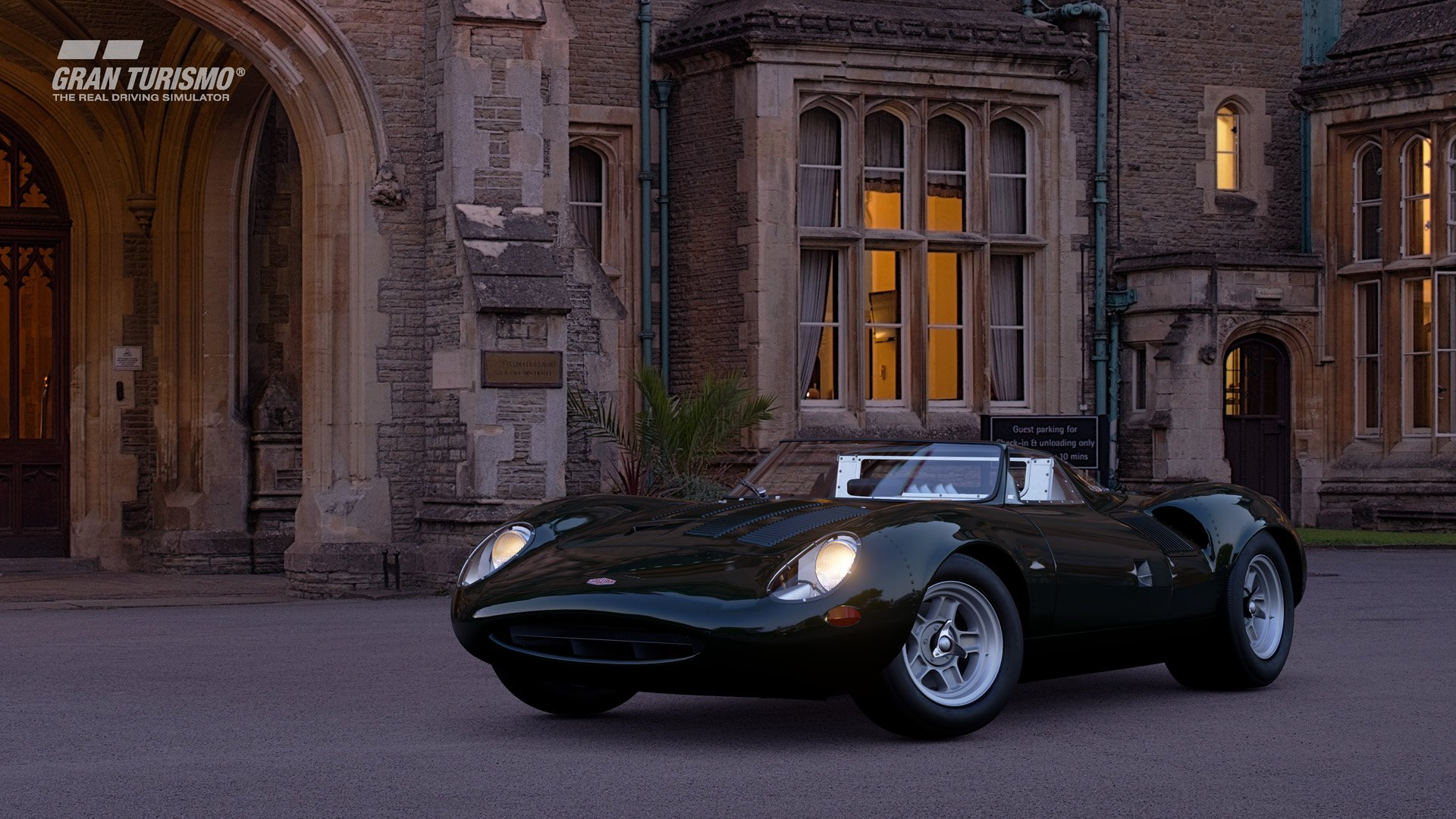 Gran Turismo Sport January update Jaguar XJ13