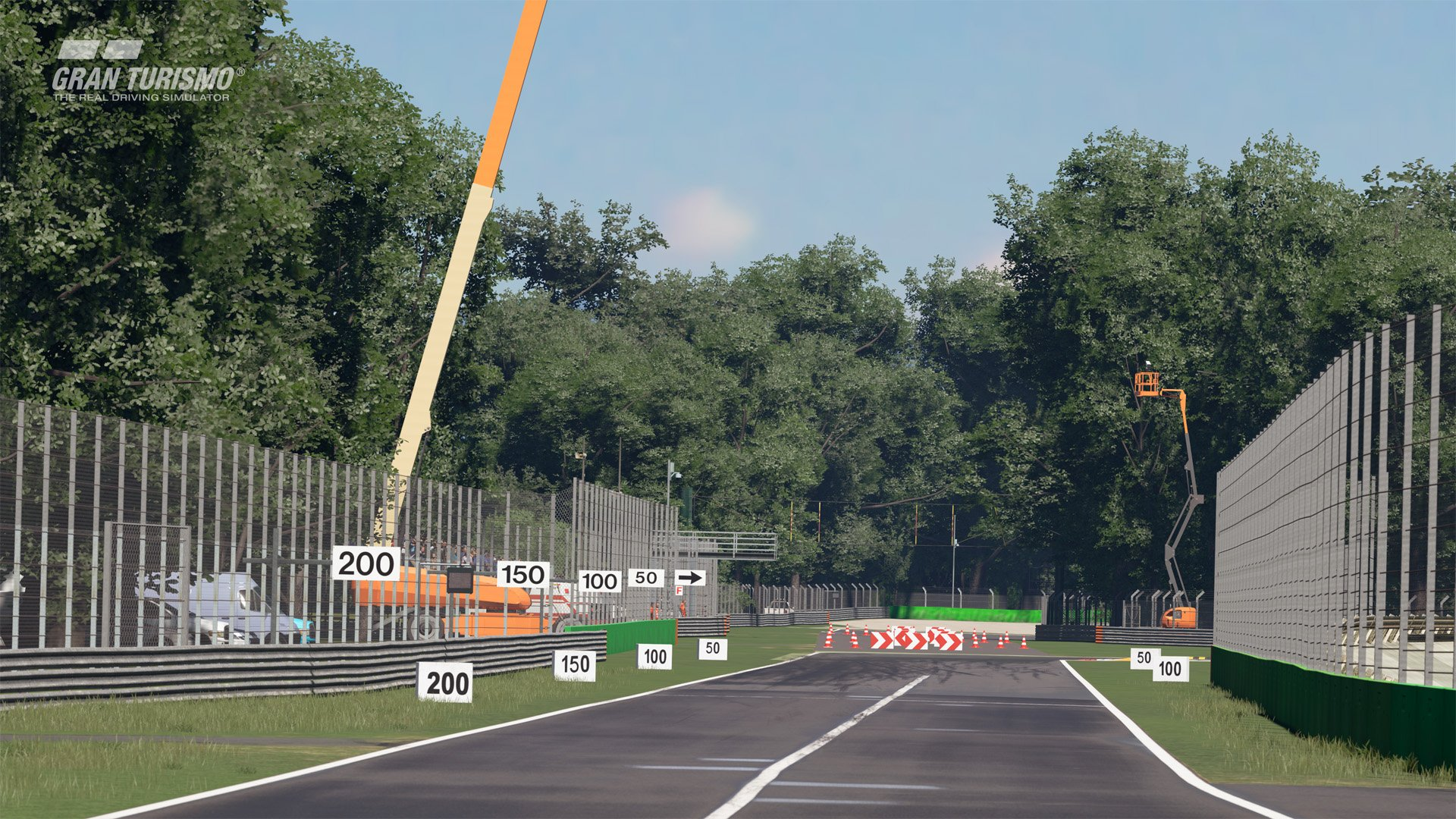 Gran Turismo Sport January update Monza 2