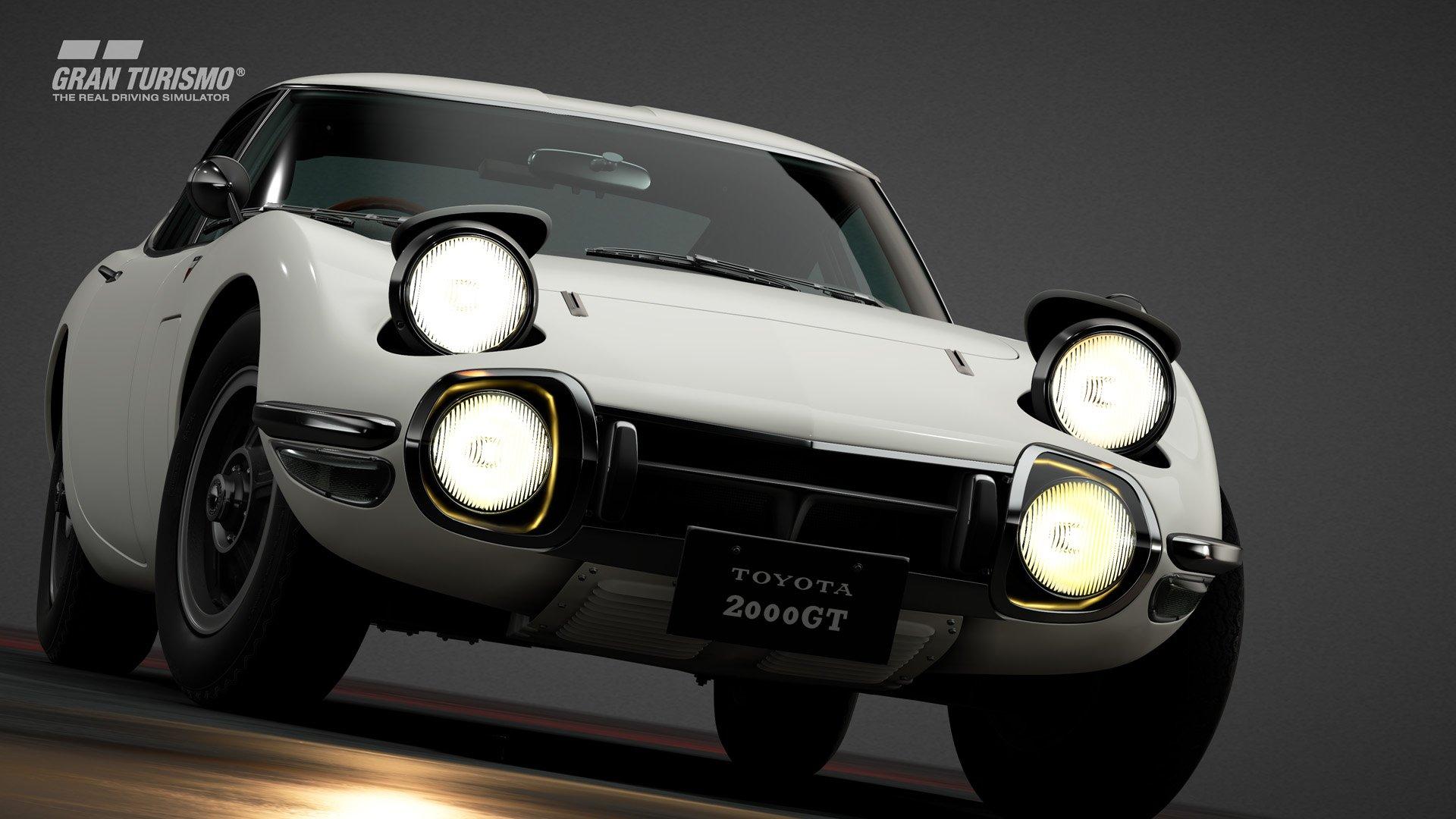 Gran Turismo Sport January update Toyota 2000GT 2