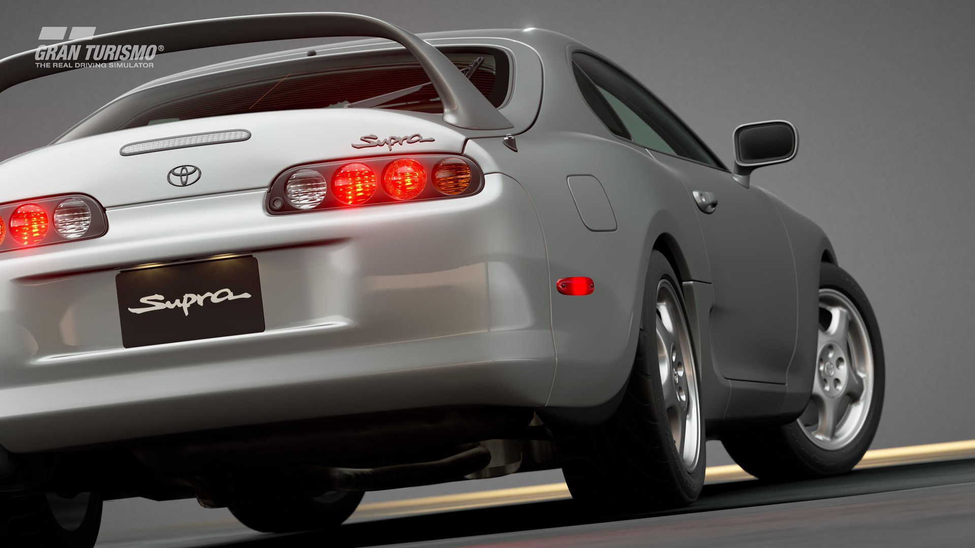 Gran Turismo Sport January update Toyota Supra 2