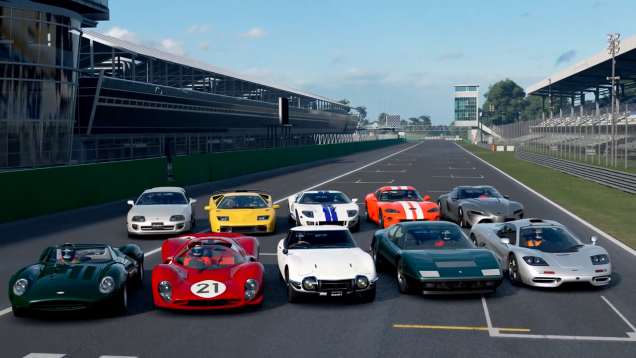 Gran Turismo Sport January update all cars