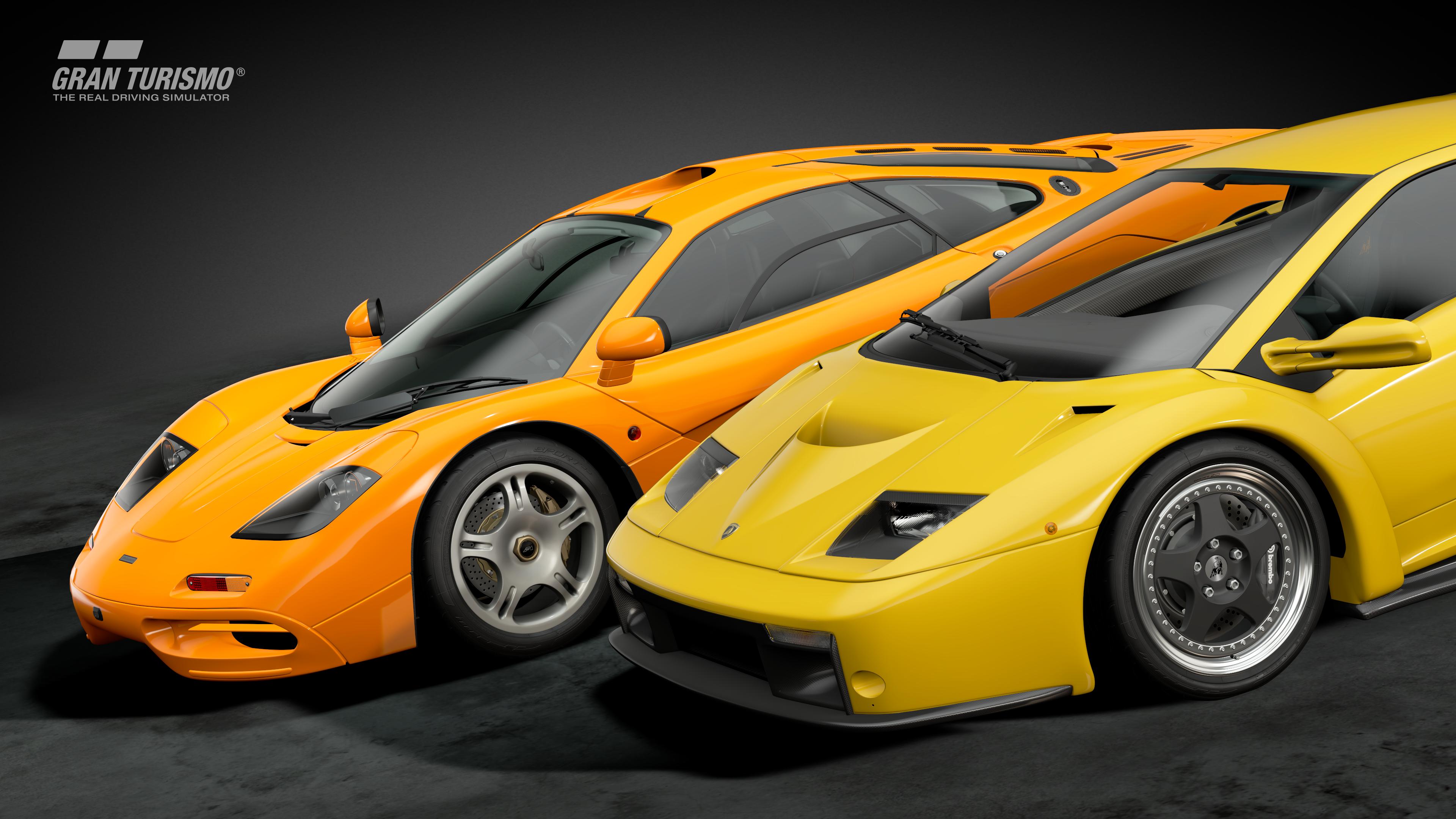 Gran Turismo Sport January update historic hypercars