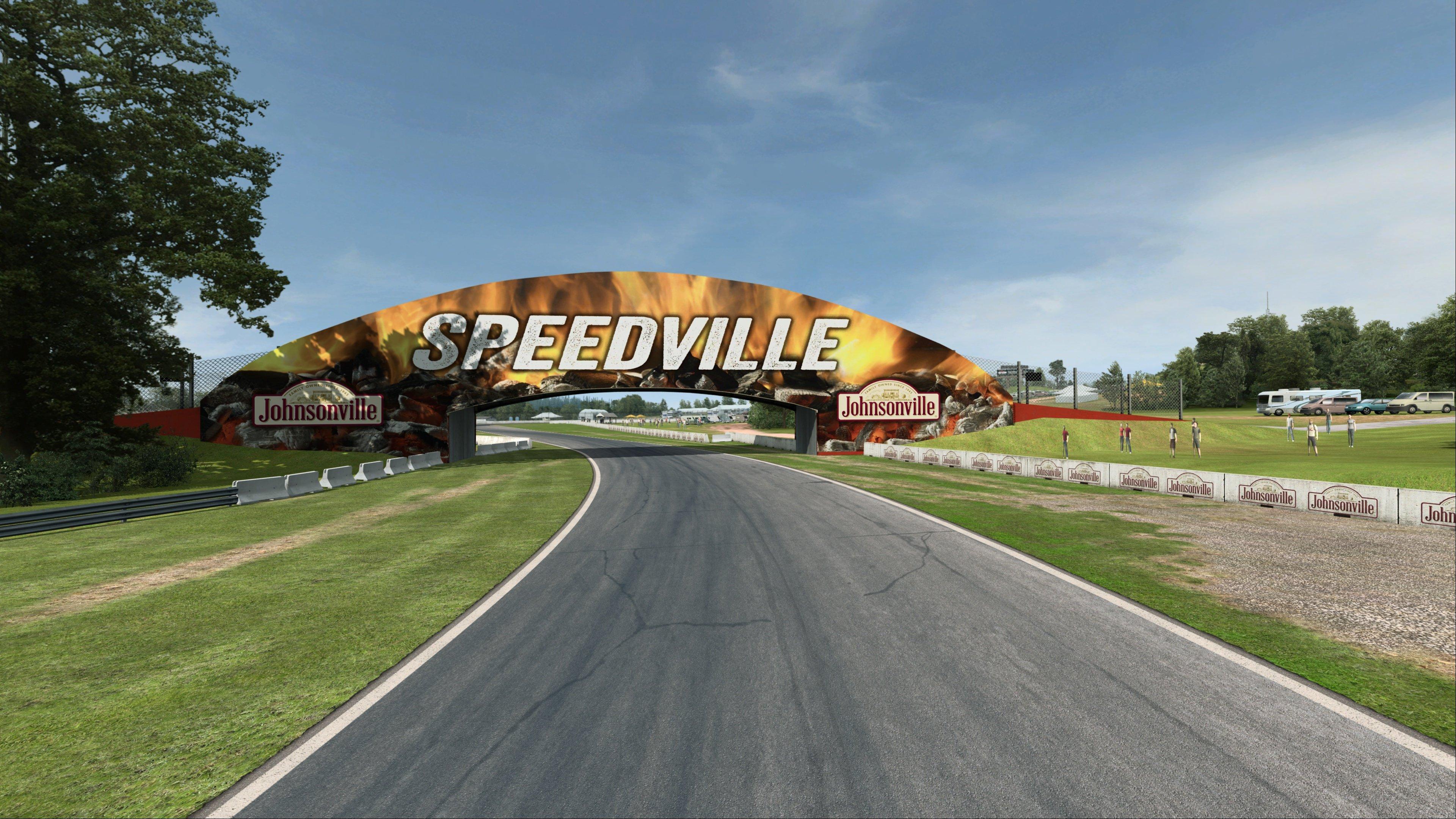 RaceRoom Road America 10
