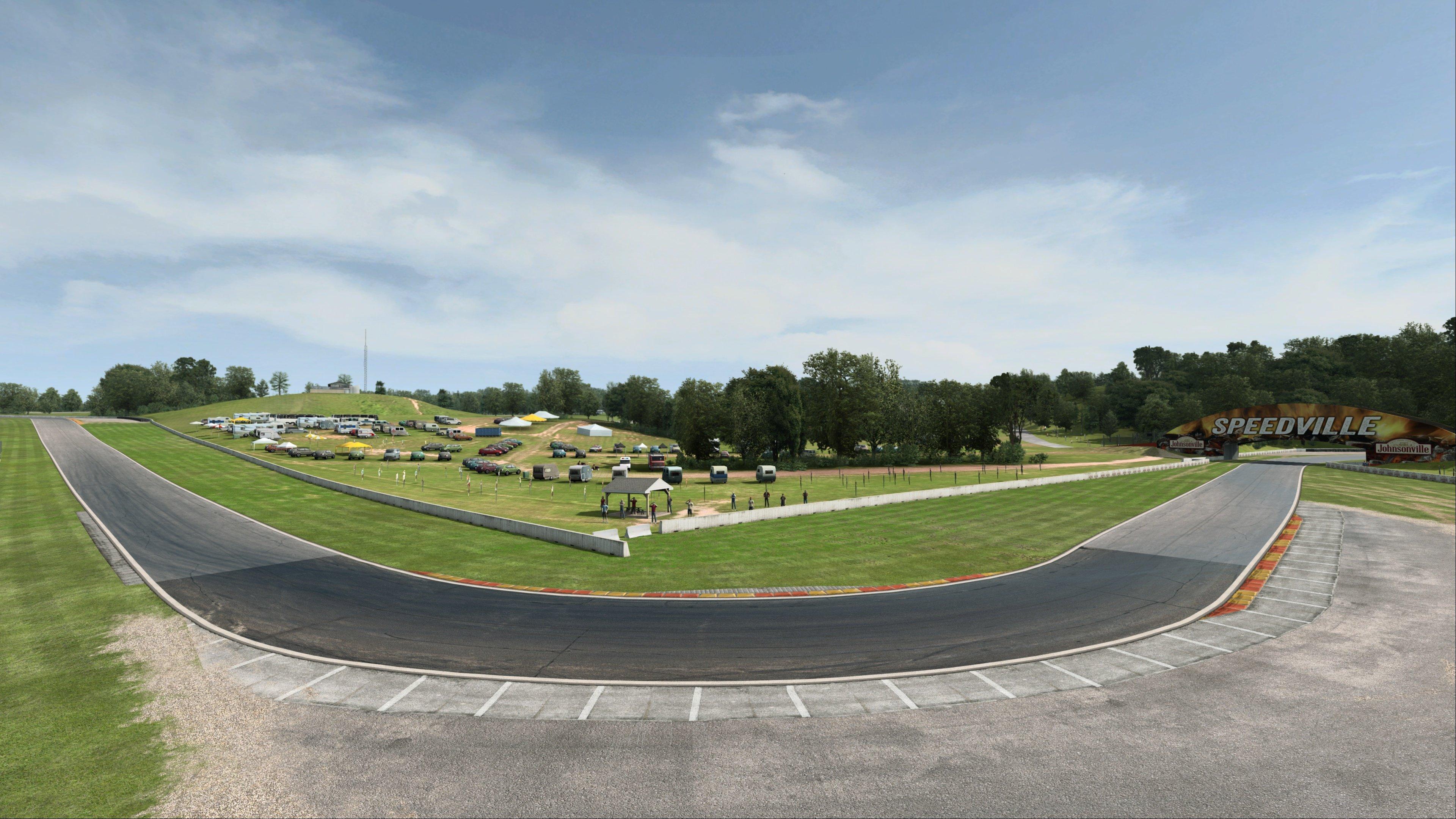 RaceRoom Road America 13
