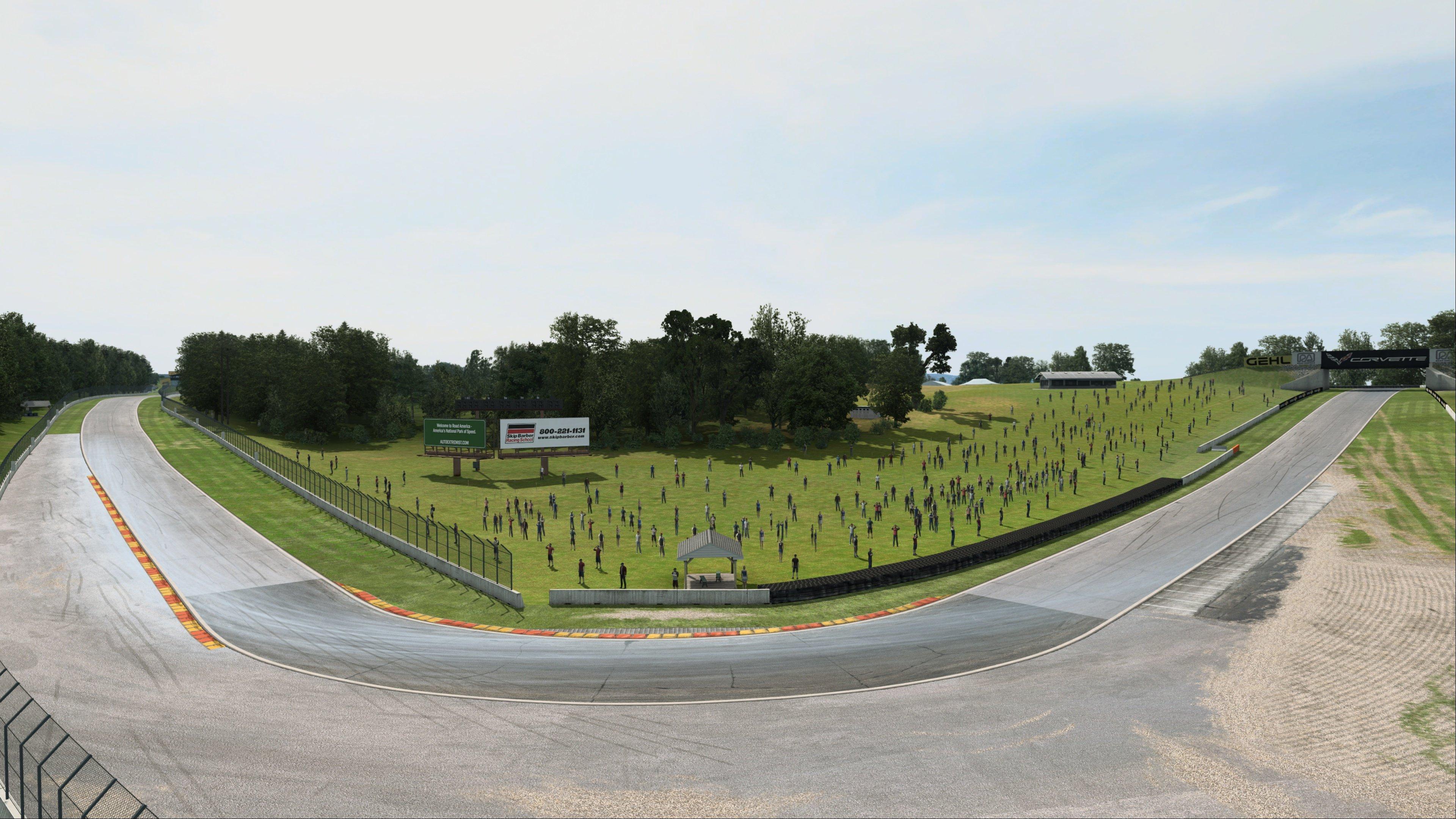 RaceRoom Road America 19