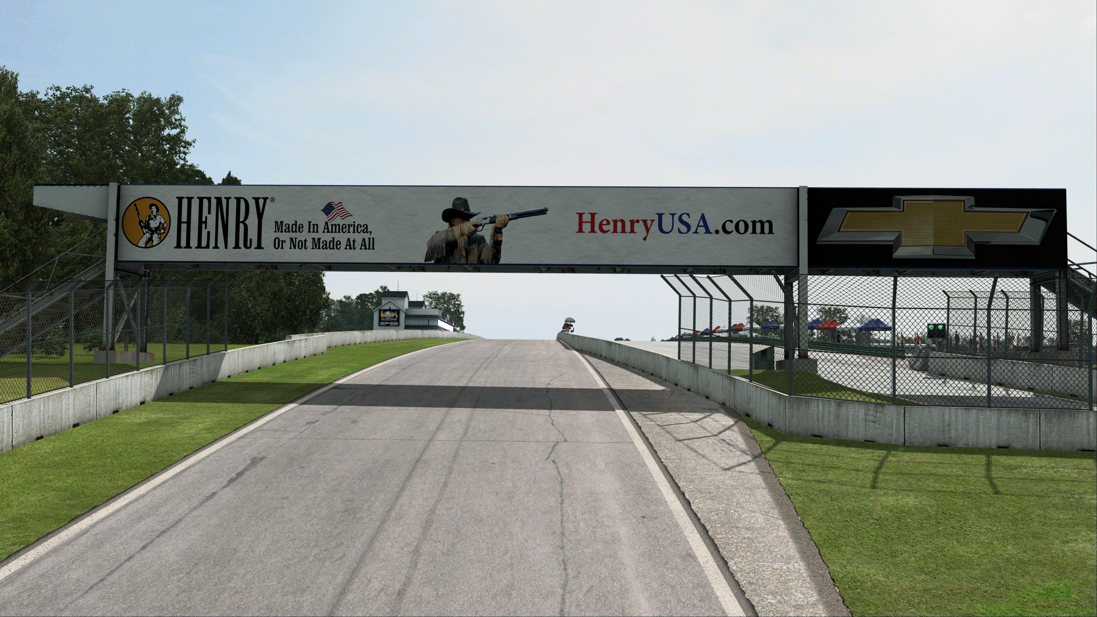 RaceRoom Road America 2