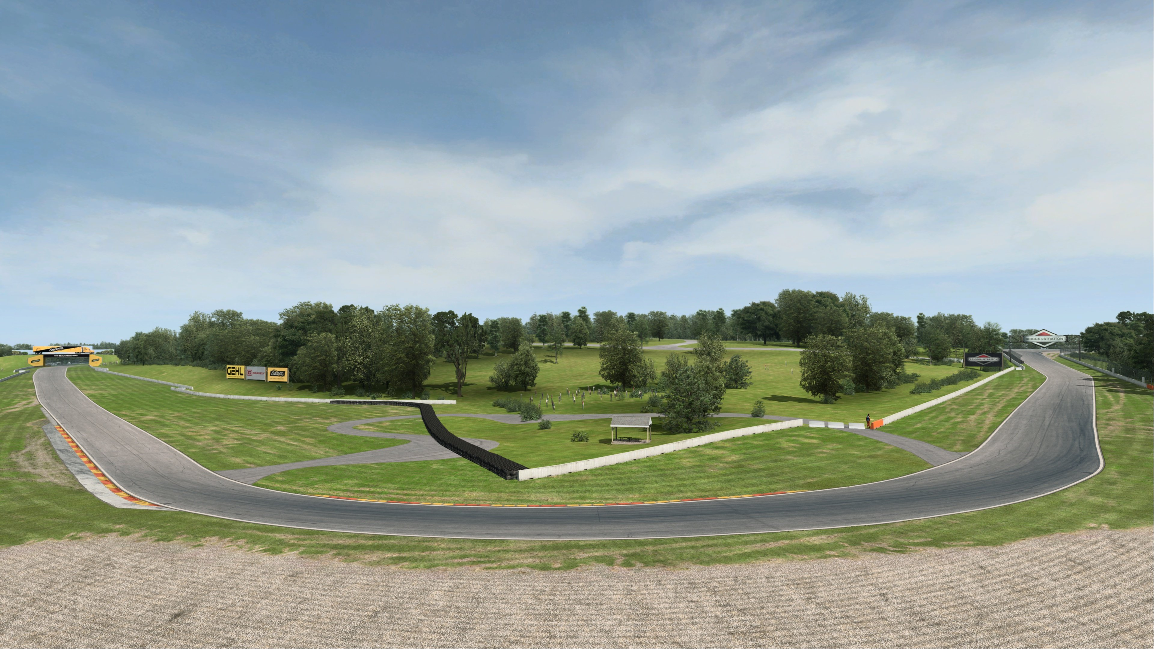 RaceRoom Road America 28