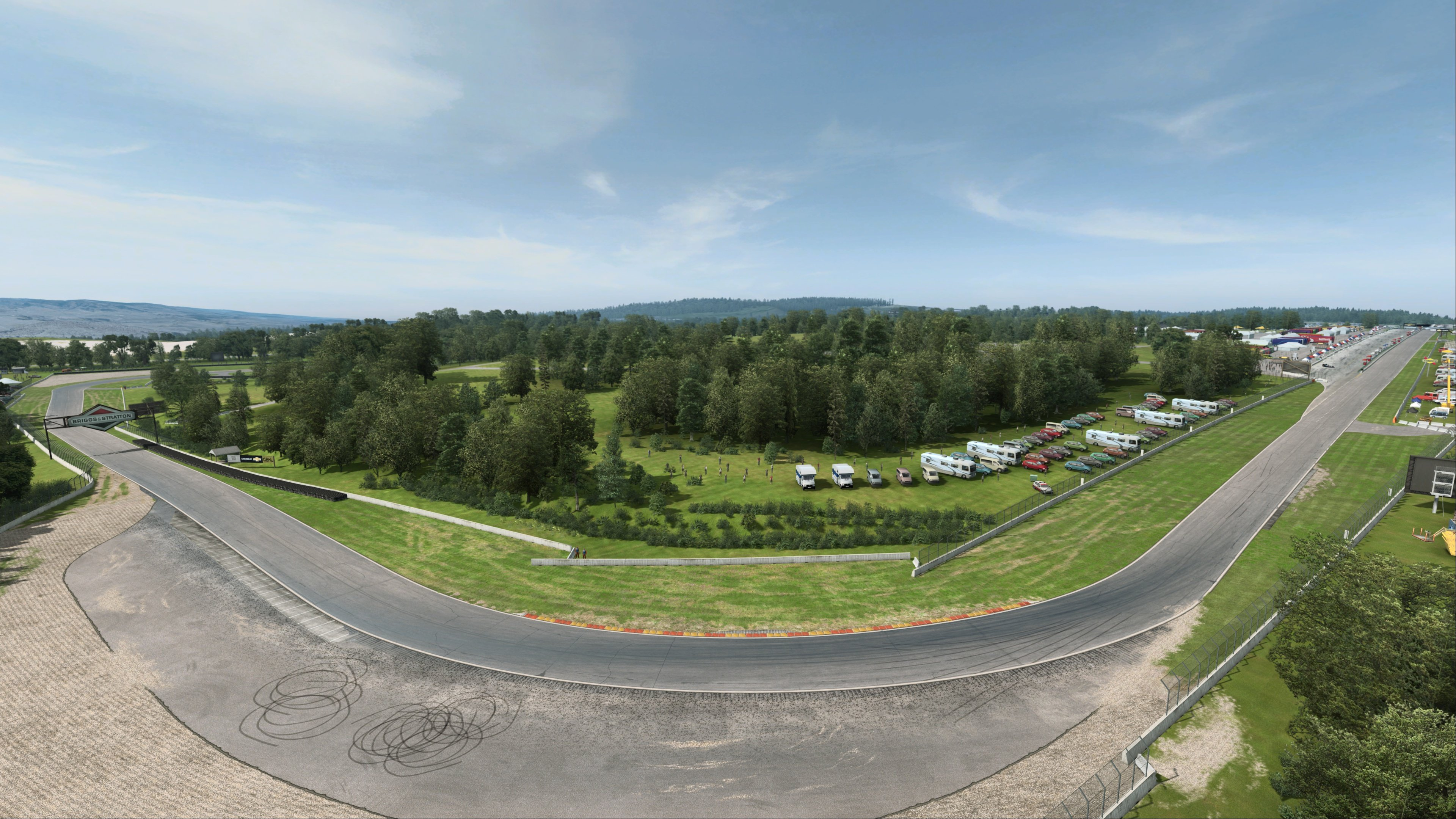 RaceRoom Road America 35