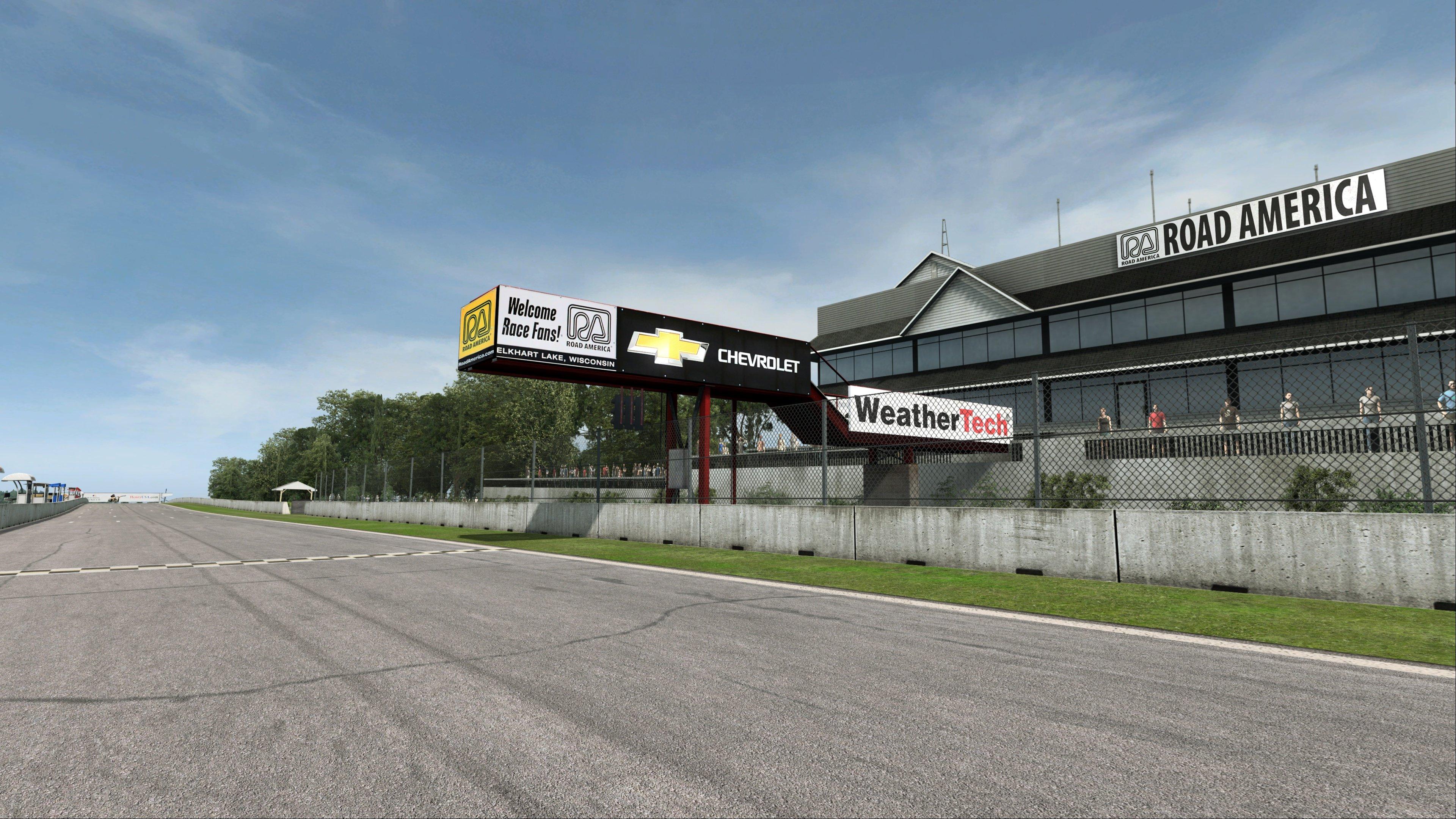 RaceRoom Road America 37
