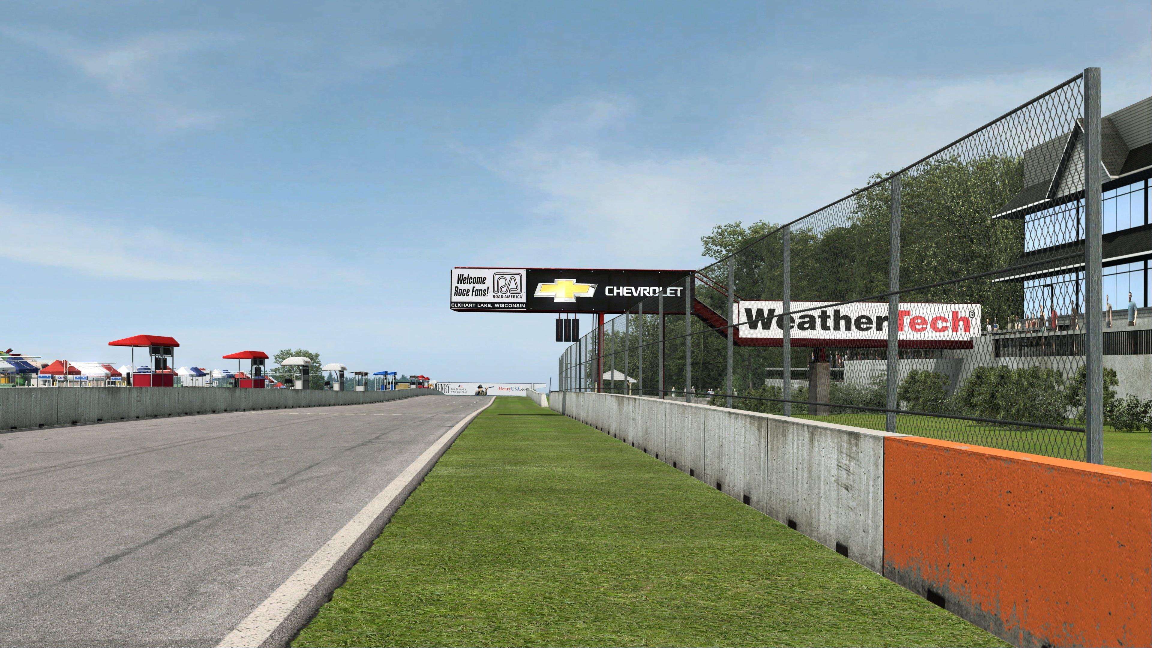RaceRoom Road America 38