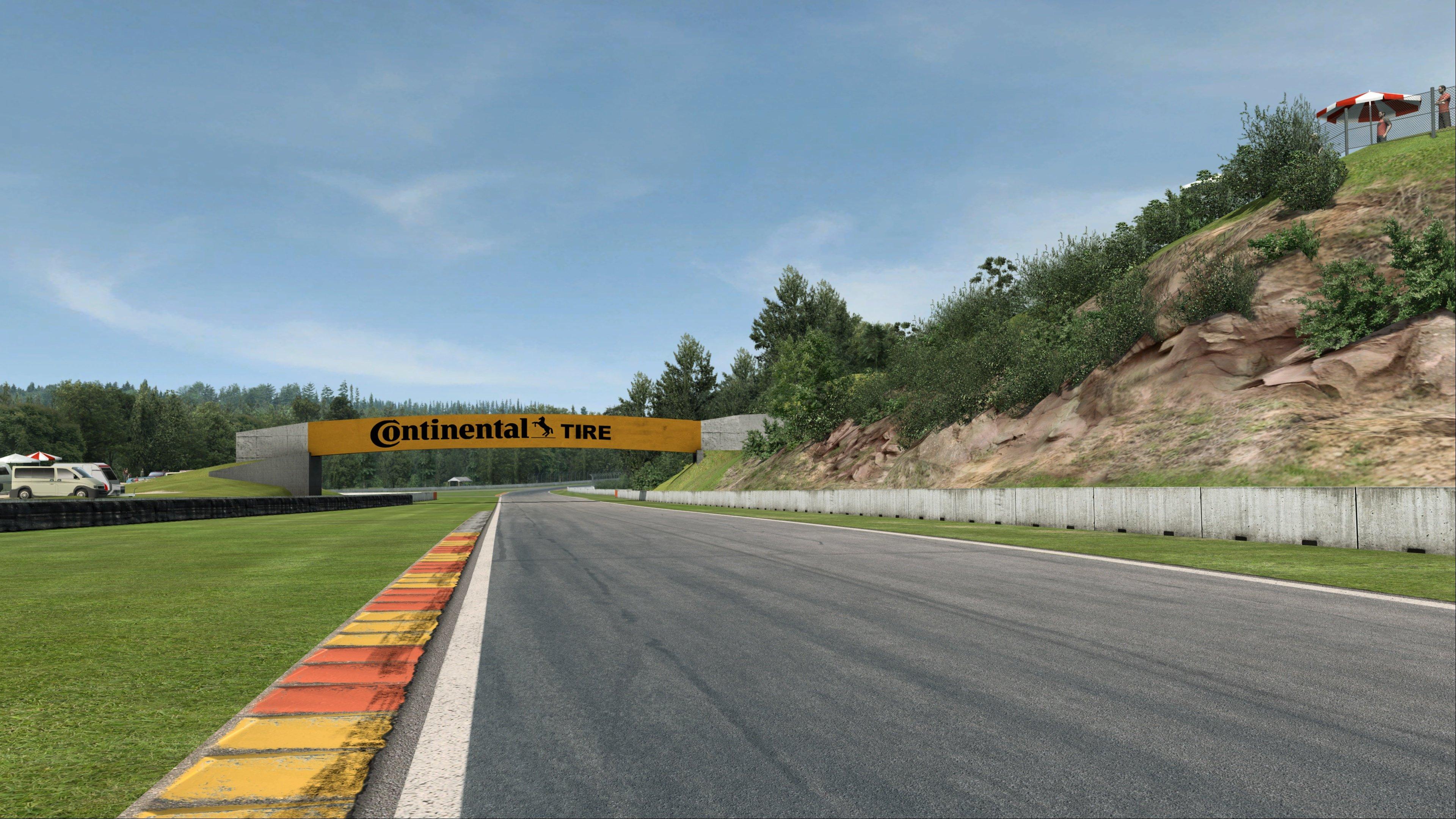RaceRoom Road America 8