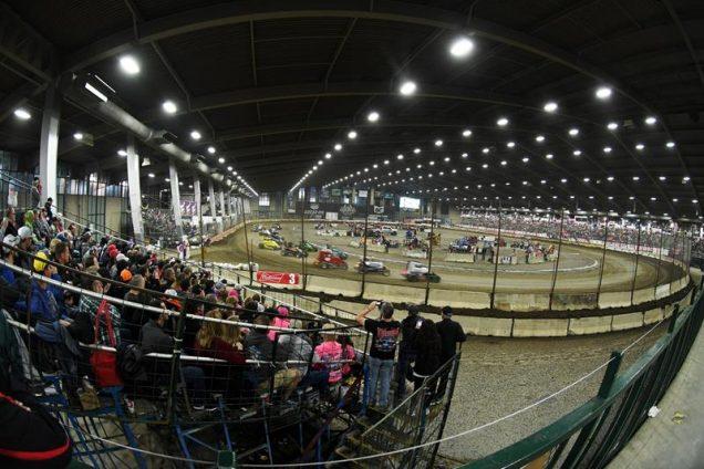 Tulsa Expo Raceway