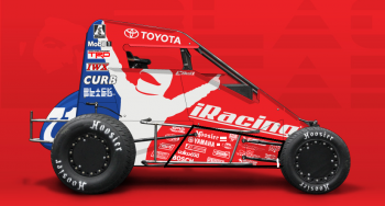 iRacing dirt midgets sponsorship livery 1