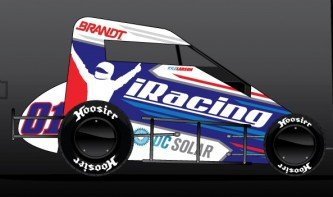 iRacing dirt midgets sponsorship livery 2