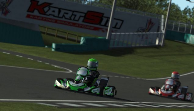 rFactor 2 KartSim preview